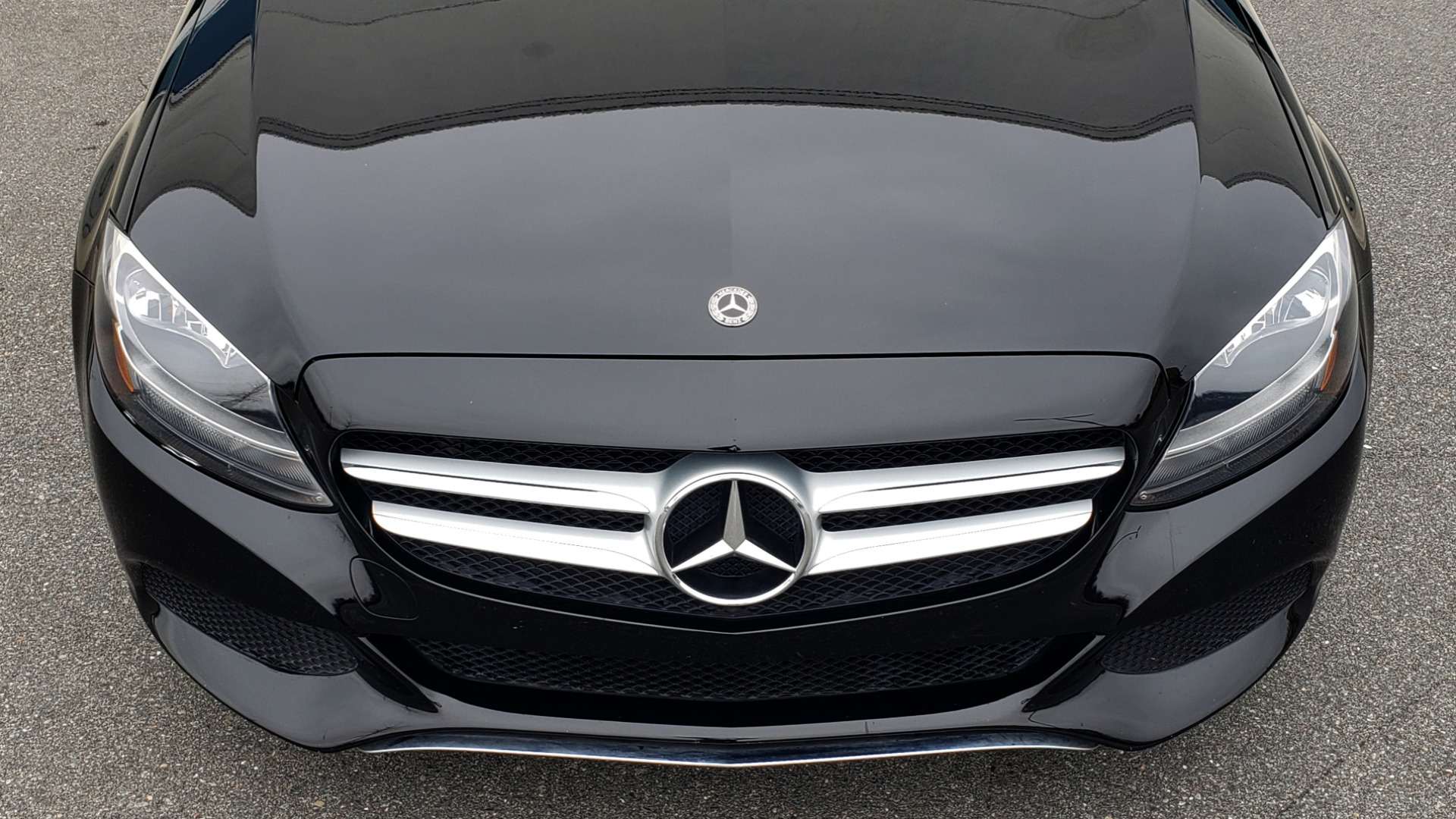 Used 2018 Mercedes-Benz C-CLASS C 300 PREMIUM / 2.0L TURBO / PANO-ROOF / KEYLESS-GO / REARVIEW for sale Sold at Formula Imports in Charlotte NC 28227 79
