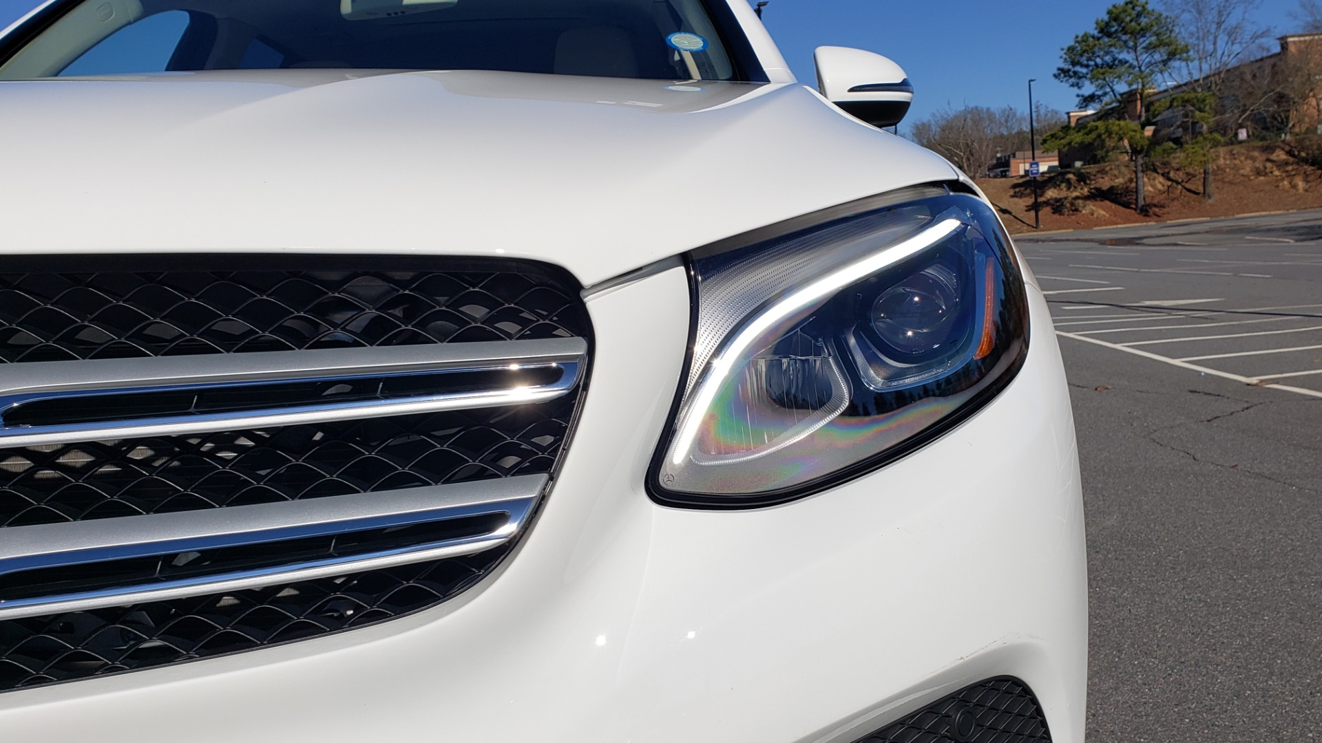 Used 2018 Mercedes-Benz GLC 300 4MATIC / PREM PKG / NAV / SUNROOF / REARVIEW for sale $36,995 at Formula Imports in Charlotte NC 28227 26