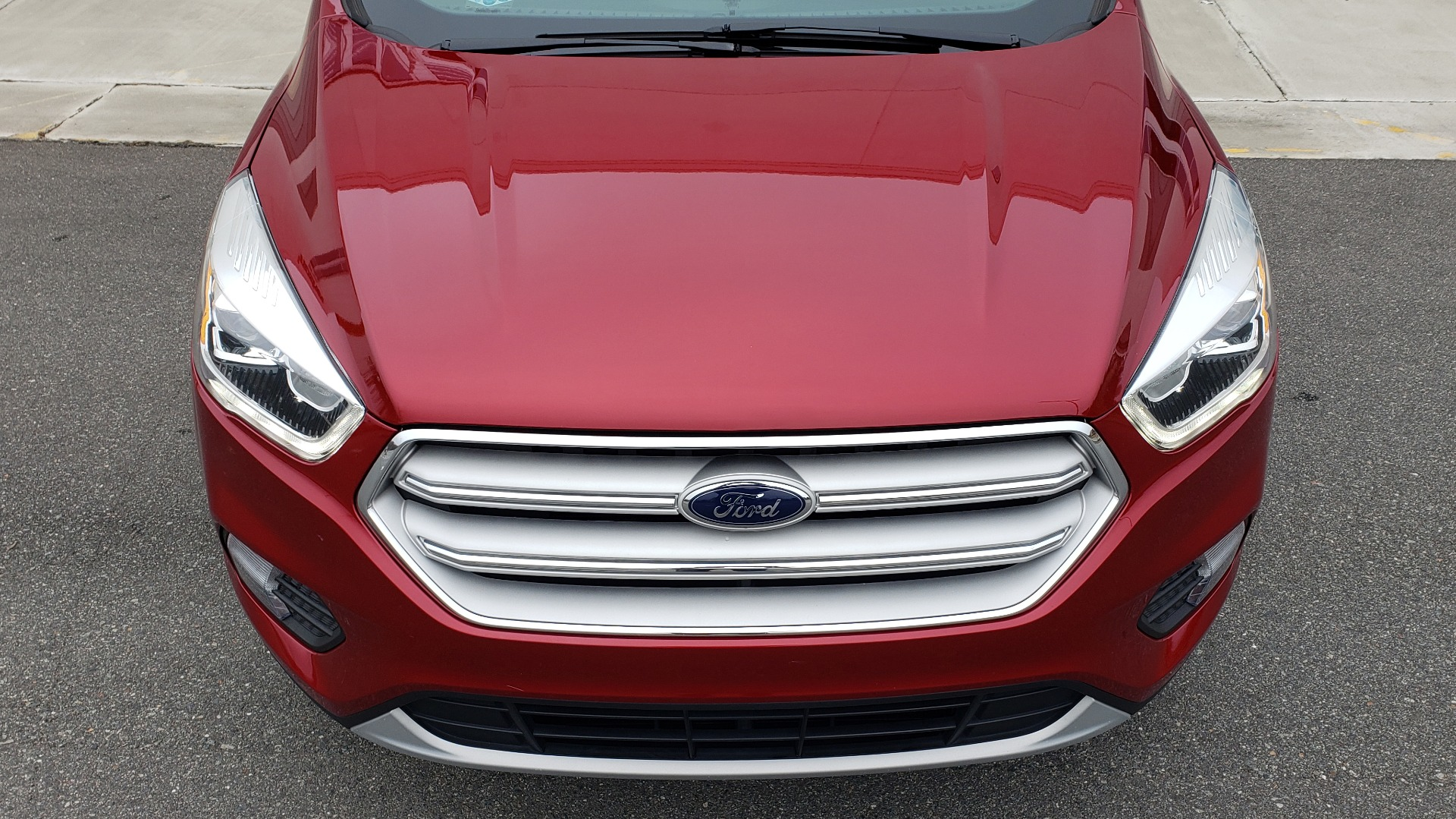 Used 2018 Ford ESCAPE SEL / FWD / 1.5L ECOBOOST / PANO-ROOF / REARVIEW for sale Sold at Formula Imports in Charlotte NC 28227 27