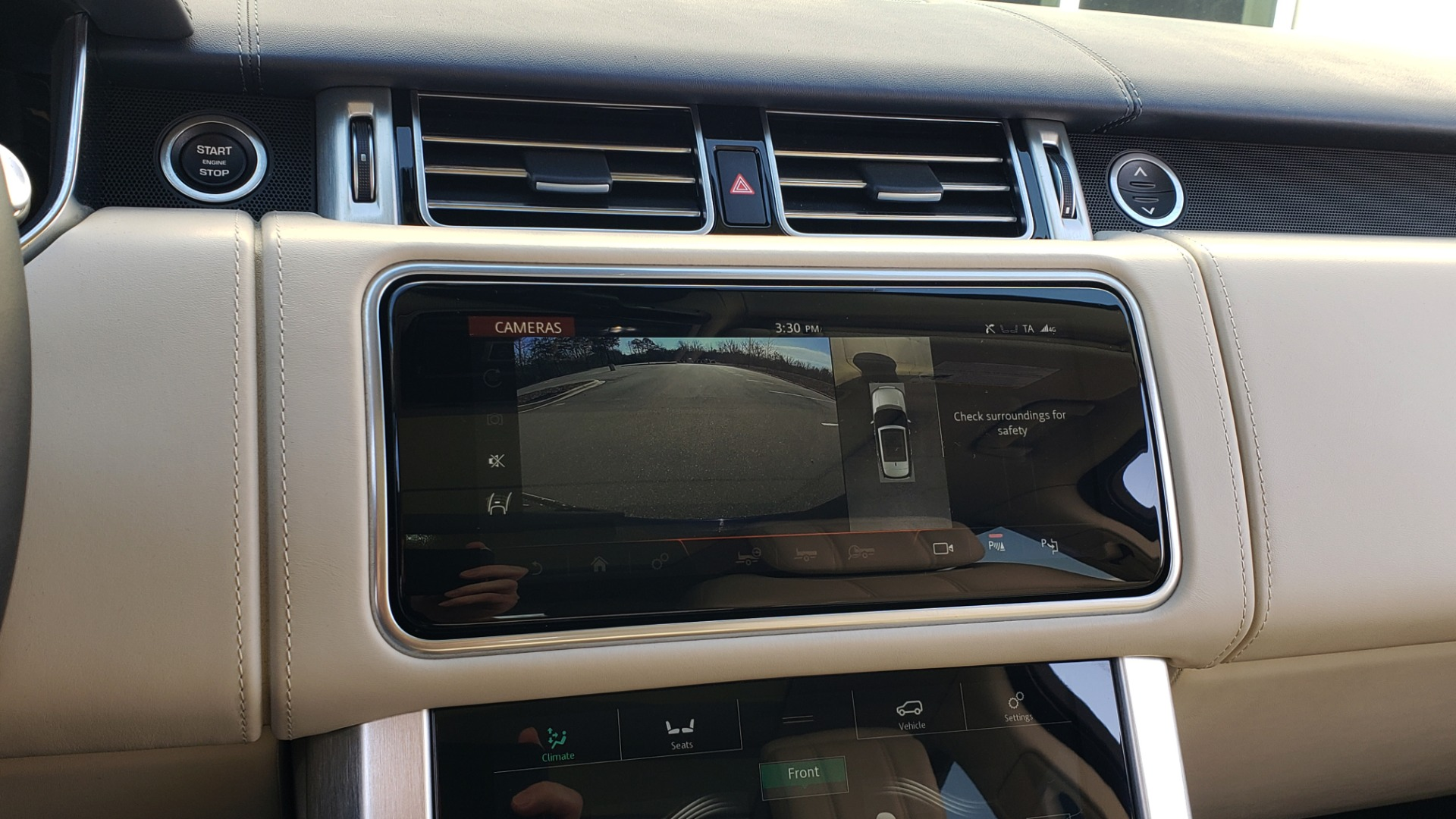 Used 2020 Land Rover RANGE ROVER AUTOBIOGRAPHY HYBRID / NAV / SUNROOF / REARVIEW for sale $110,000 at Formula Imports in Charlotte NC 28227 57
