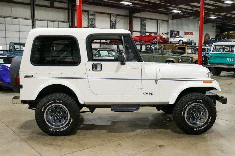Used 1982 Jeep CJ7 LIMITED 4WD / 4.2L I6 / 5-SPEED MANUAL / NEW 30-INCH BFG TIRES for sale Sold at Formula Imports in Charlotte NC 28227 55
