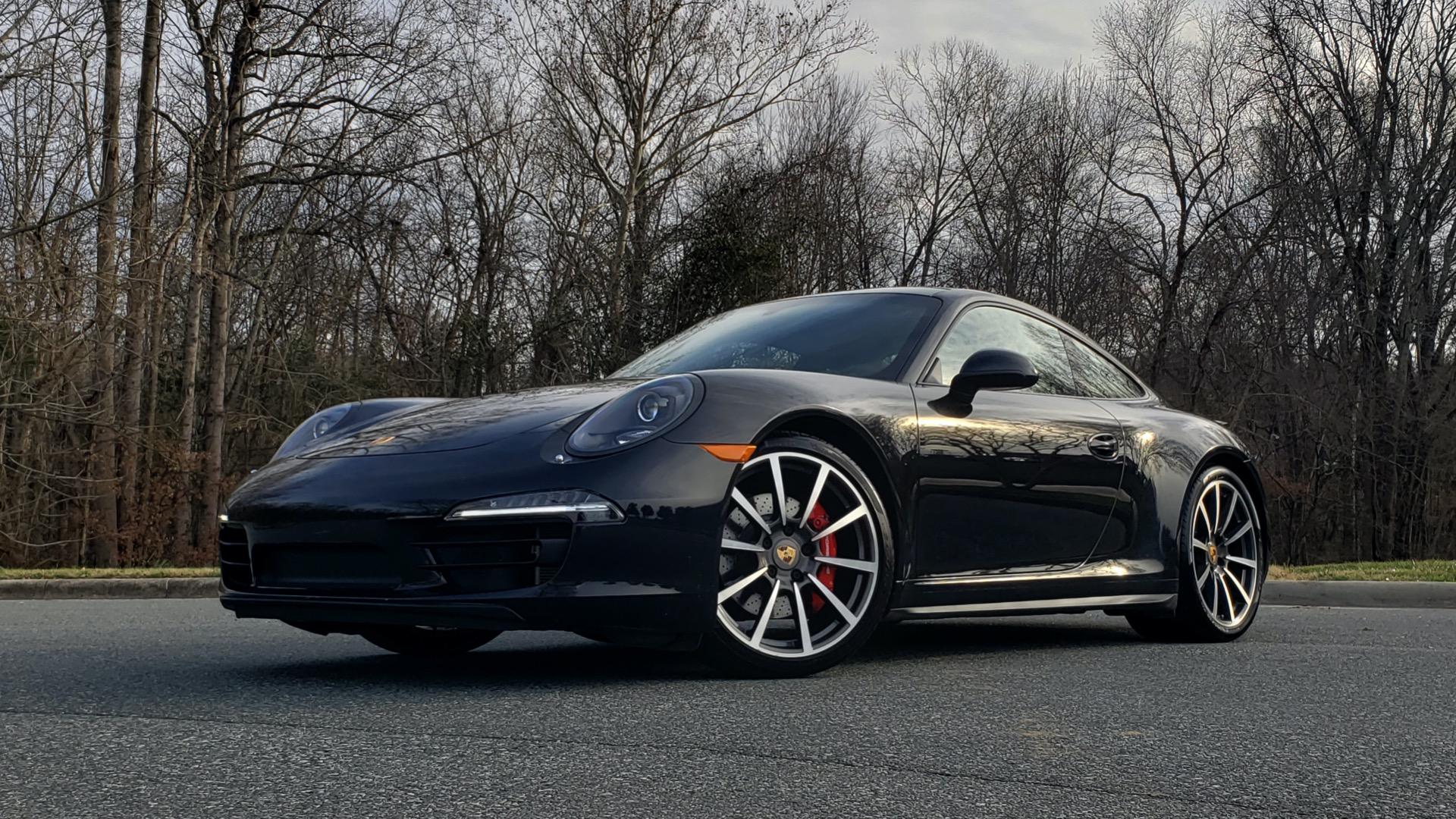 Used 2014 Porsche 911 CARRERA 4S / PREM PKG PLUS / NAV / SUNROO / BOSE / CHRONO for sale Sold at Formula Imports in Charlotte NC 28227 2