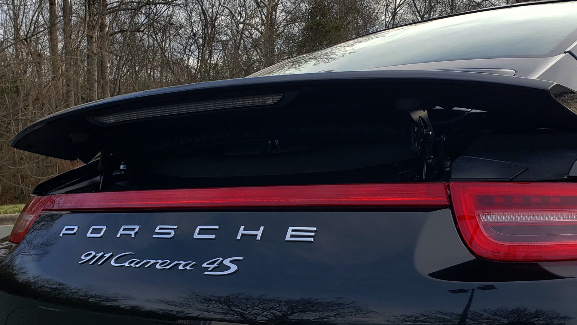Used 2014 Porsche 911 CARRERA 4S / PREM PKG PLUS / NAV / SUNROO / BOSE / CHRONO for sale Sold at Formula Imports in Charlotte NC 28227 20
