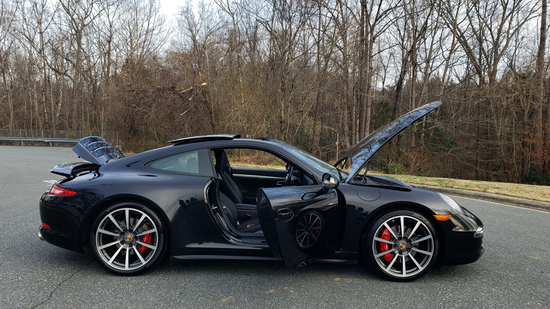 Used 2014 Porsche 911 CARRERA 4S / PREM PKG PLUS / NAV / SUNROO / BOSE / CHRONO for sale Sold at Formula Imports in Charlotte NC 28227 23