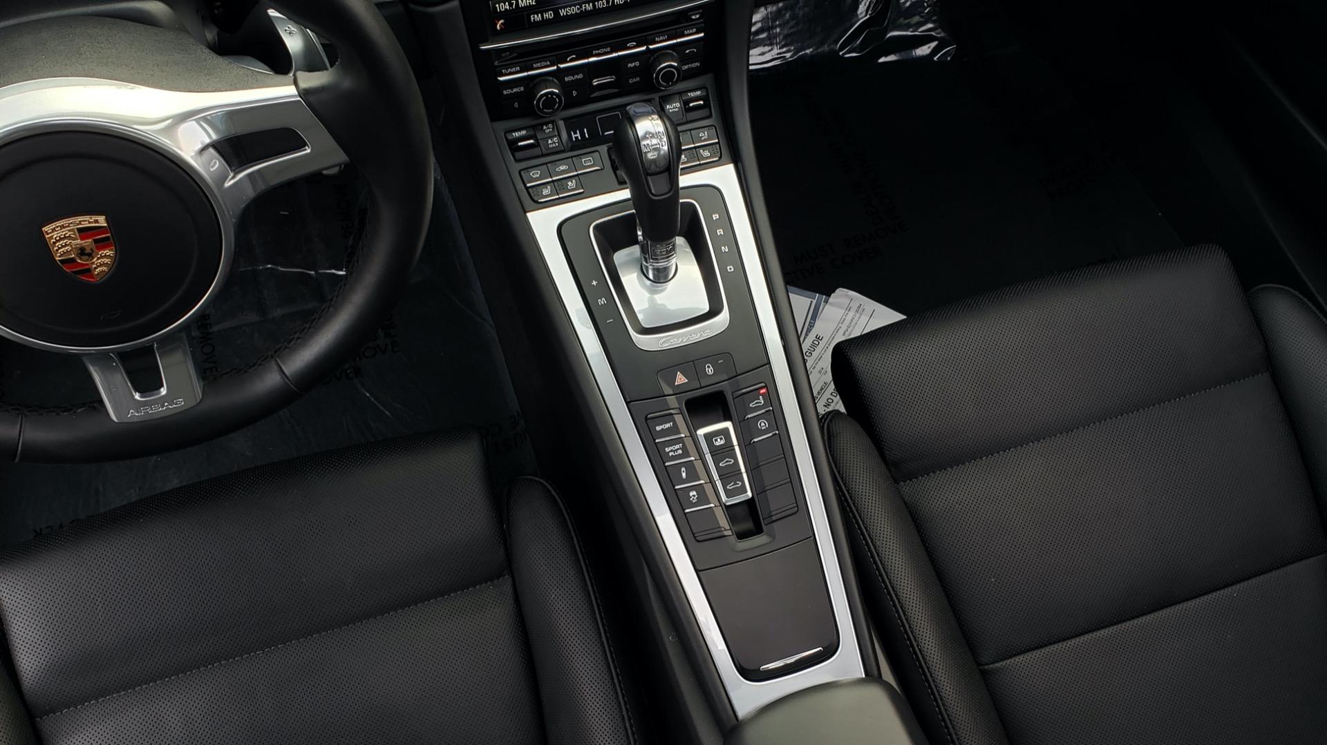 Used 2014 Porsche 911 CARRERA 4S / PREM PKG PLUS / NAV / SUNROO / BOSE / CHRONO for sale Sold at Formula Imports in Charlotte NC 28227 38