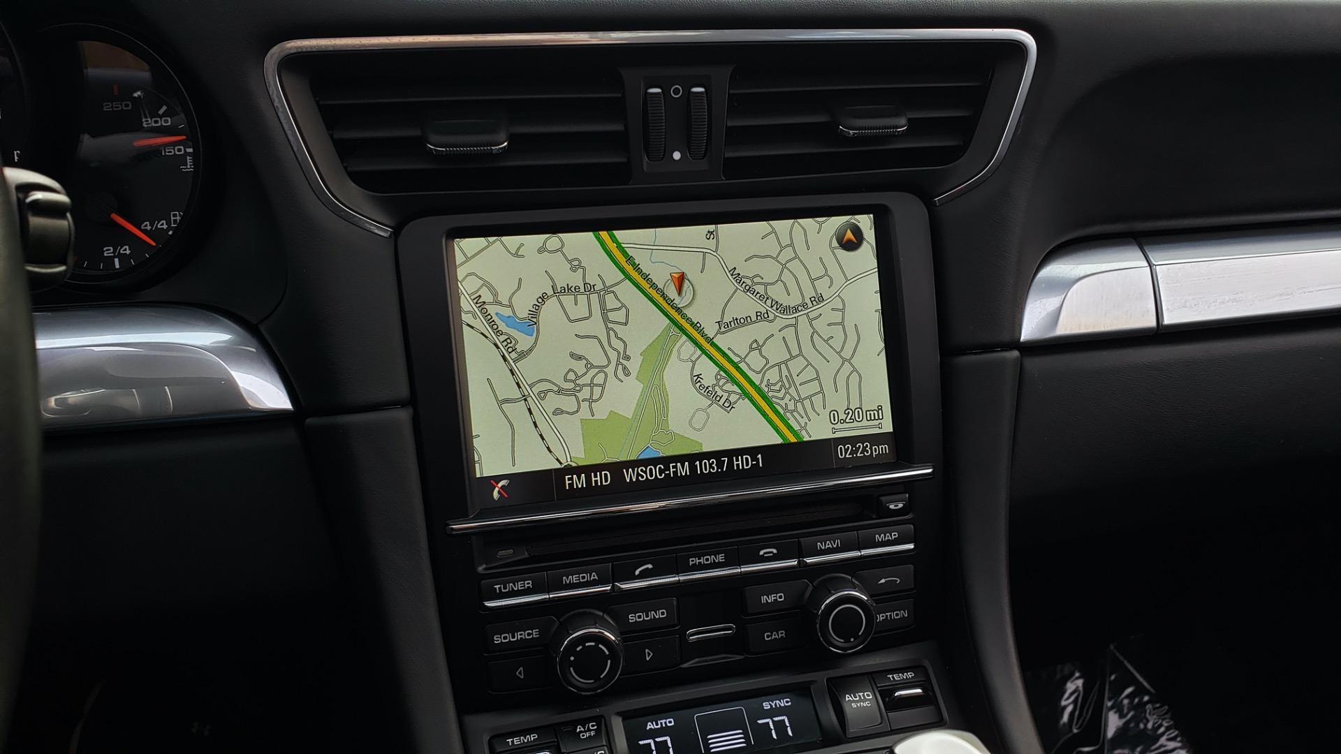 Used 2014 Porsche 911 CARRERA 4S / PREM PKG PLUS / NAV / SUNROO / BOSE / CHRONO for sale Sold at Formula Imports in Charlotte NC 28227 46