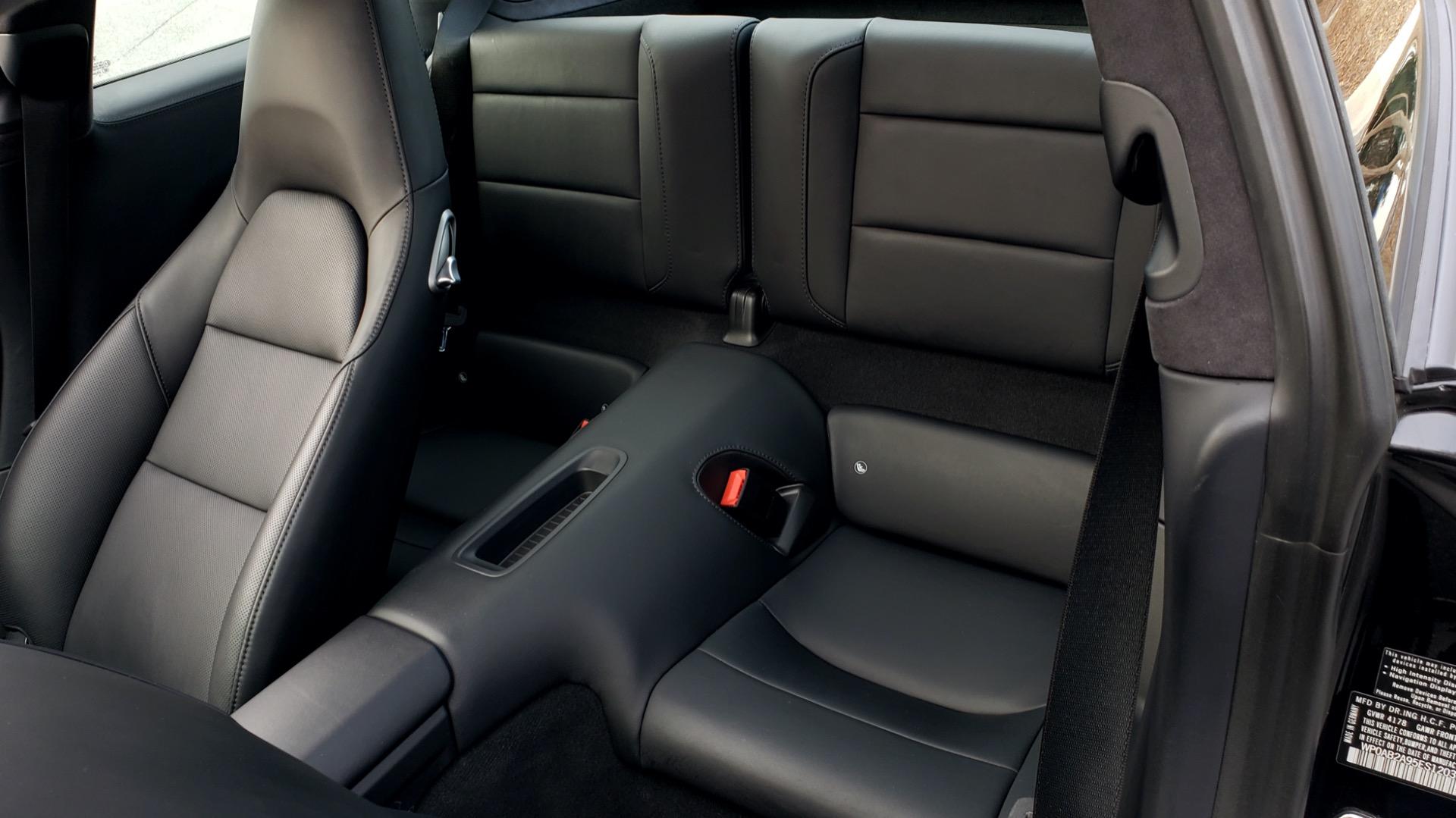 Used 2014 Porsche 911 CARRERA 4S / PREM PKG PLUS / NAV / SUNROO / BOSE / CHRONO for sale Sold at Formula Imports in Charlotte NC 28227 61