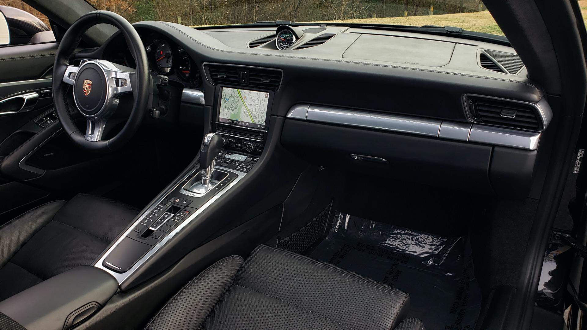 Used 2014 Porsche 911 CARRERA 4S / PREM PKG PLUS / NAV / SUNROO / BOSE / CHRONO for sale Sold at Formula Imports in Charlotte NC 28227 69