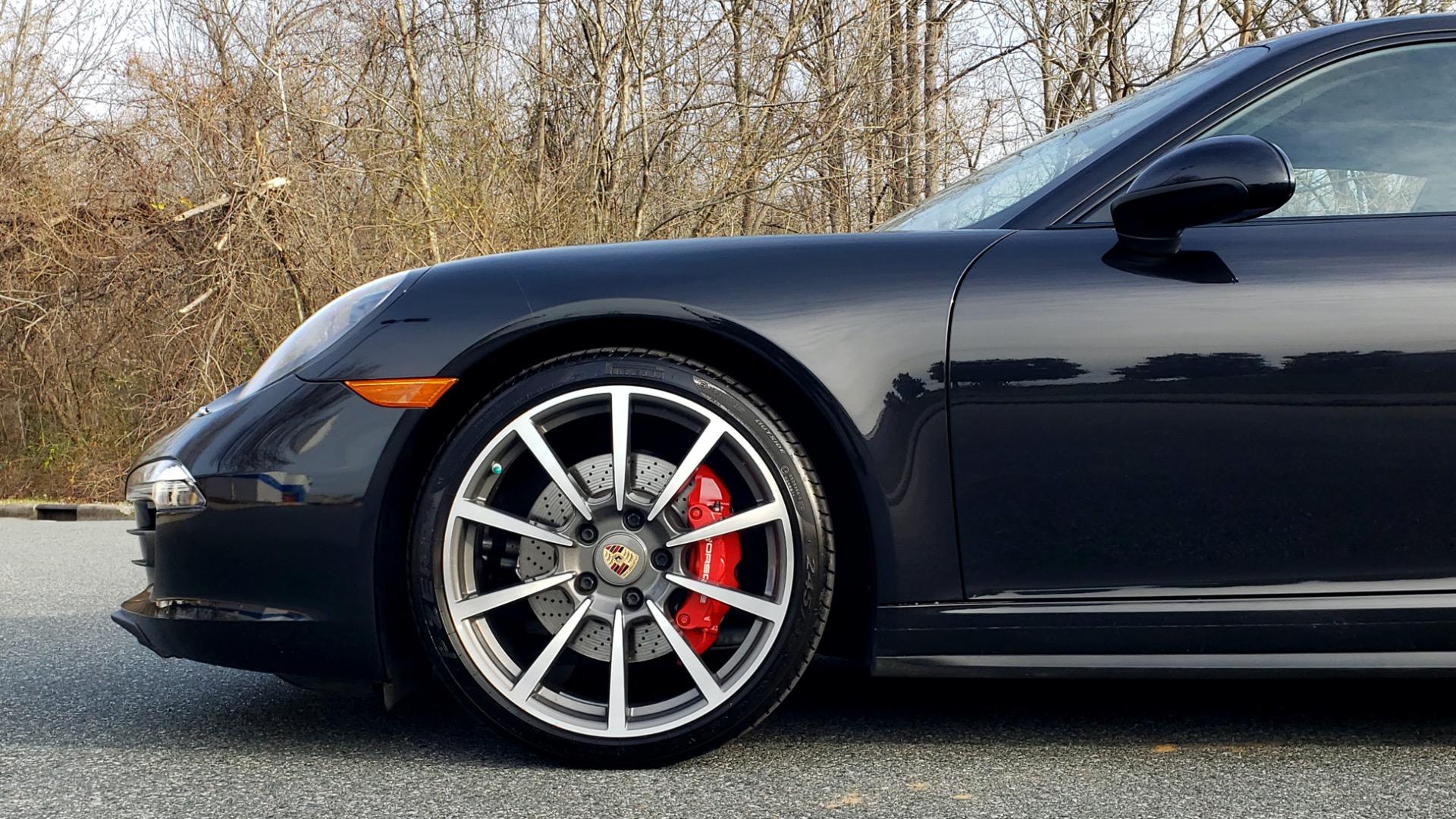 Used 2014 Porsche 911 CARRERA 4S / PREM PKG PLUS / NAV / SUNROO / BOSE / CHRONO for sale Sold at Formula Imports in Charlotte NC 28227 70