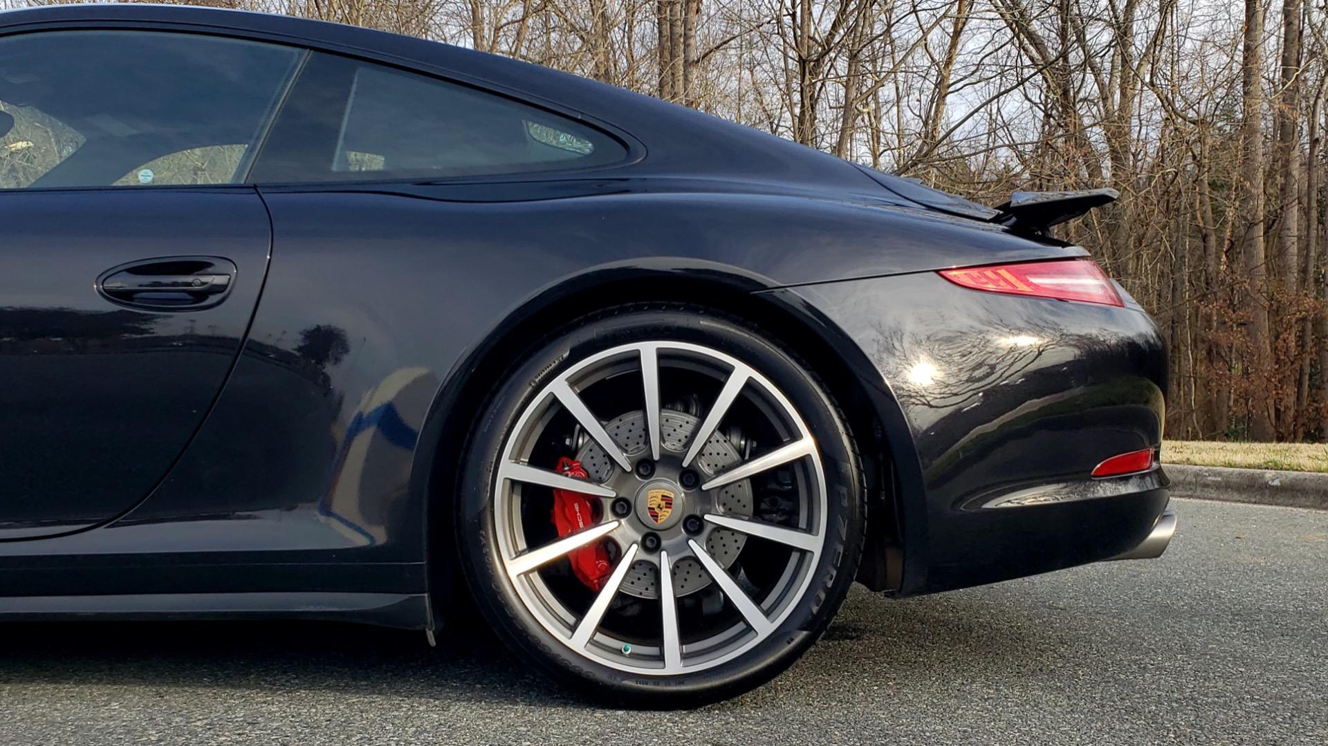 Used 2014 Porsche 911 CARRERA 4S / PREM PKG PLUS / NAV / SUNROO / BOSE / CHRONO for sale Sold at Formula Imports in Charlotte NC 28227 71