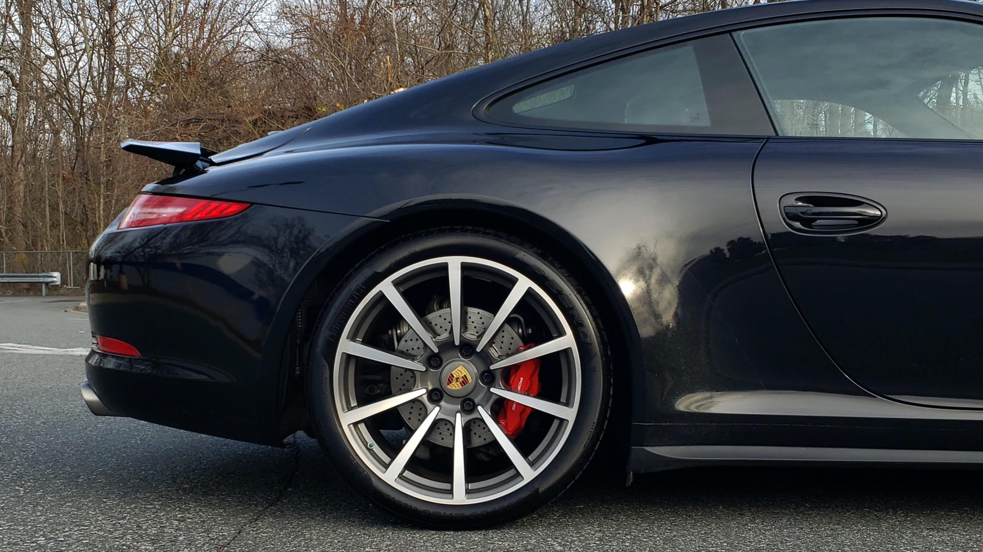 Used 2014 Porsche 911 CARRERA 4S / PREM PKG PLUS / NAV / SUNROO / BOSE / CHRONO for sale Sold at Formula Imports in Charlotte NC 28227 72