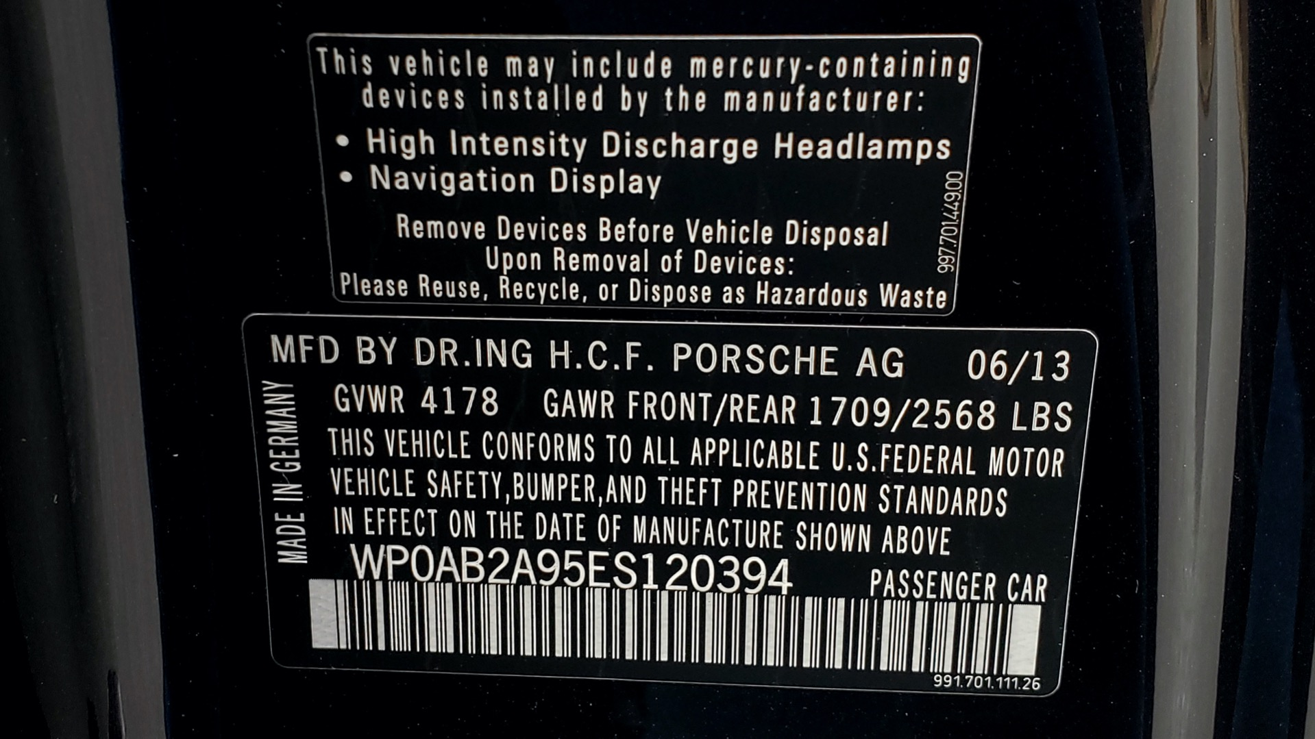 Used 2014 Porsche 911 CARRERA 4S / PREM PKG PLUS / NAV / SUNROO / BOSE / CHRONO for sale Sold at Formula Imports in Charlotte NC 28227 78