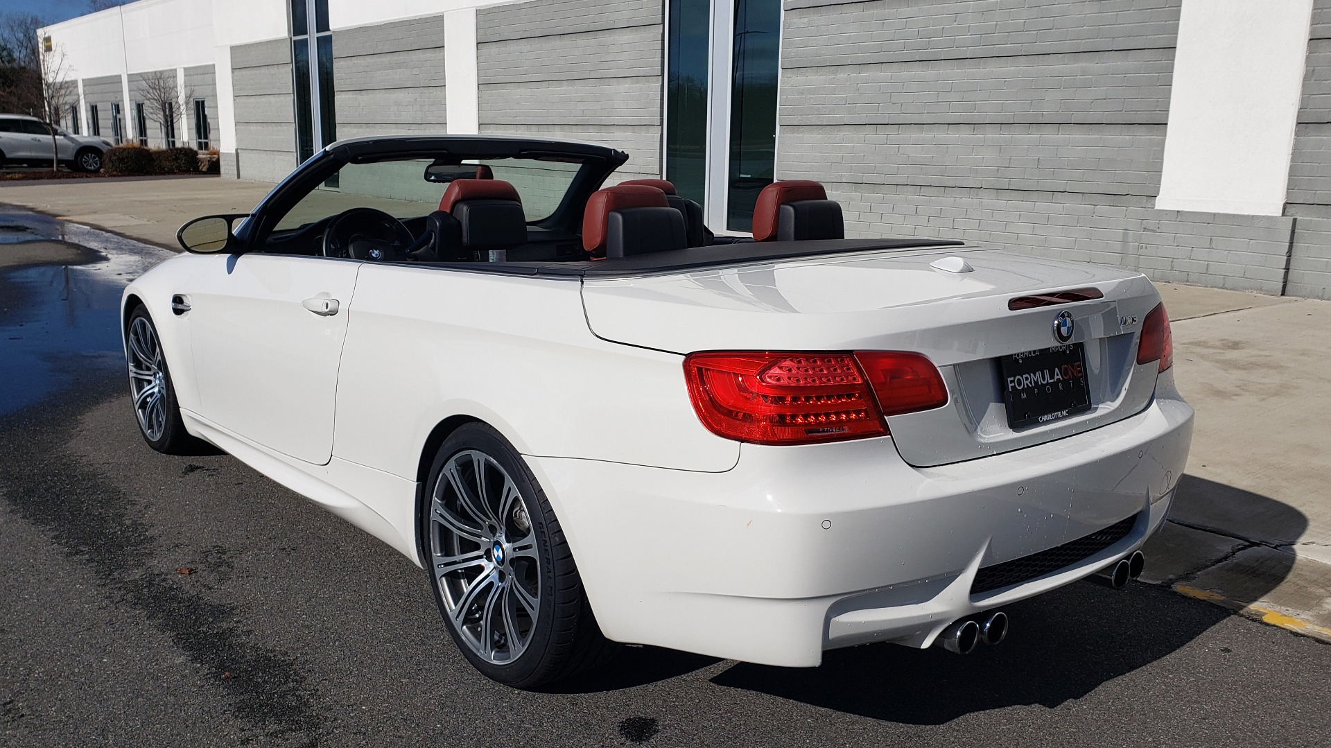 Used 2012 BMW M3 CONVERTIBLE / PREM PKG / NAV / M-DOUBLE CLUTCH AUTOMATIC for sale Sold at Formula Imports in Charlotte NC 28227 17