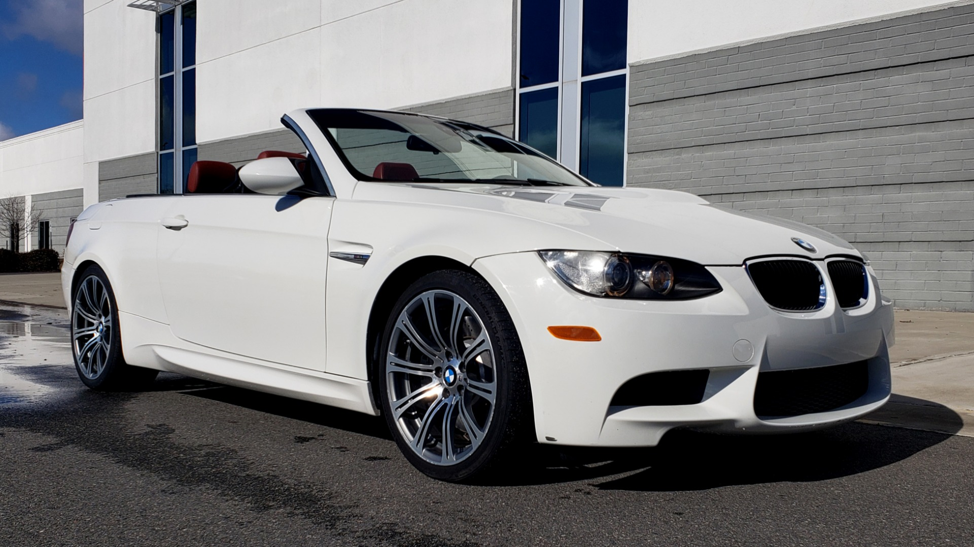 Used 2012 BMW M3 CONVERTIBLE / PREM PKG / NAV / M-DOUBLE CLUTCH AUTOMATIC for sale Sold at Formula Imports in Charlotte NC 28227 18
