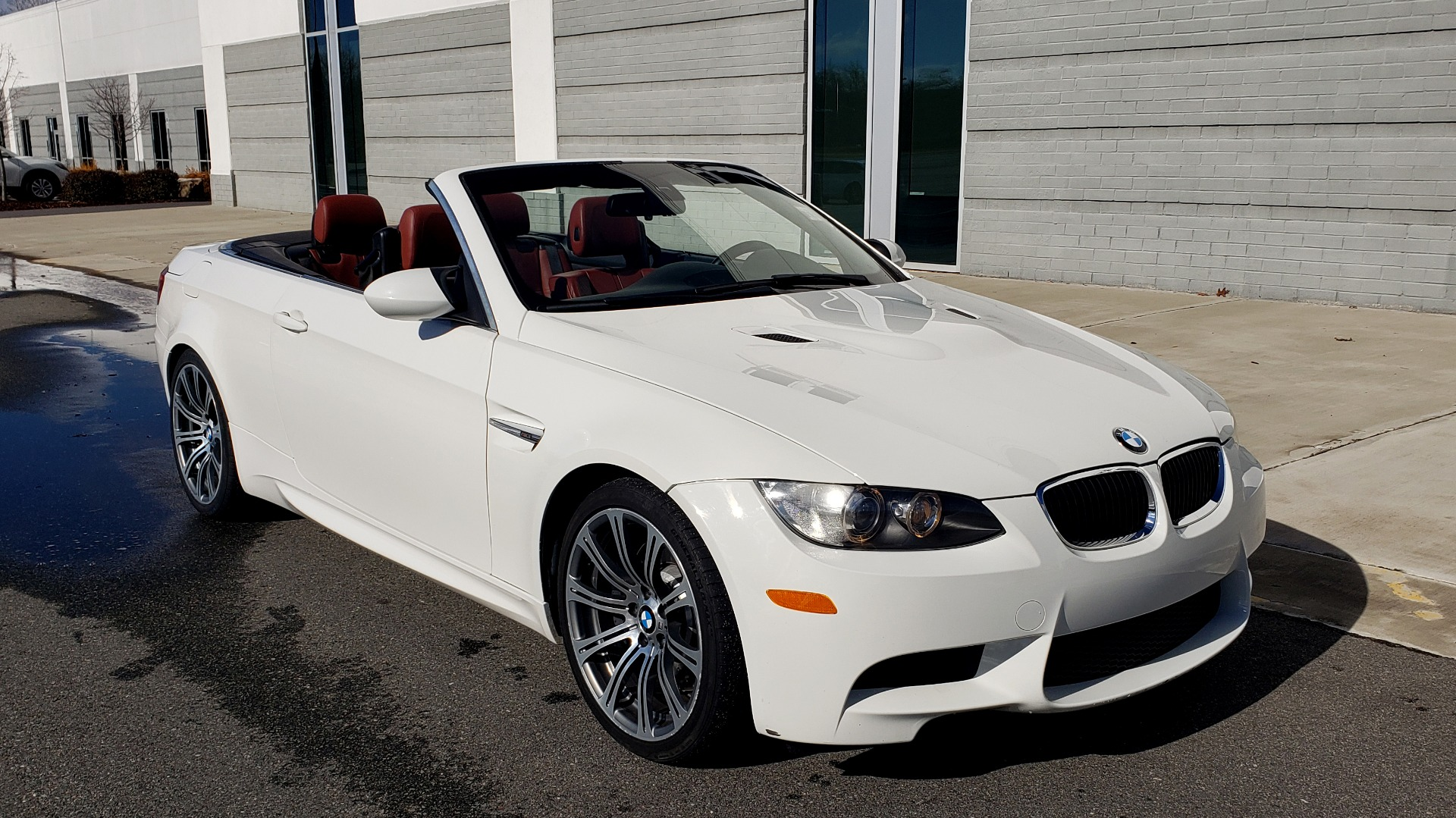 Used 2012 BMW M3 CONVERTIBLE / PREM PKG / NAV / M-DOUBLE CLUTCH AUTOMATIC for sale Sold at Formula Imports in Charlotte NC 28227 19