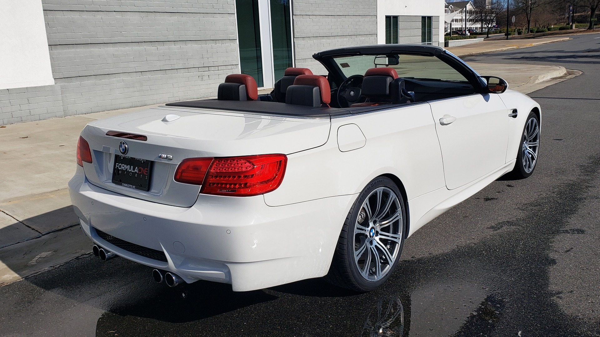 Used 2012 BMW M3 CONVERTIBLE / PREM PKG / NAV / M-DOUBLE CLUTCH AUTOMATIC for sale Sold at Formula Imports in Charlotte NC 28227 22