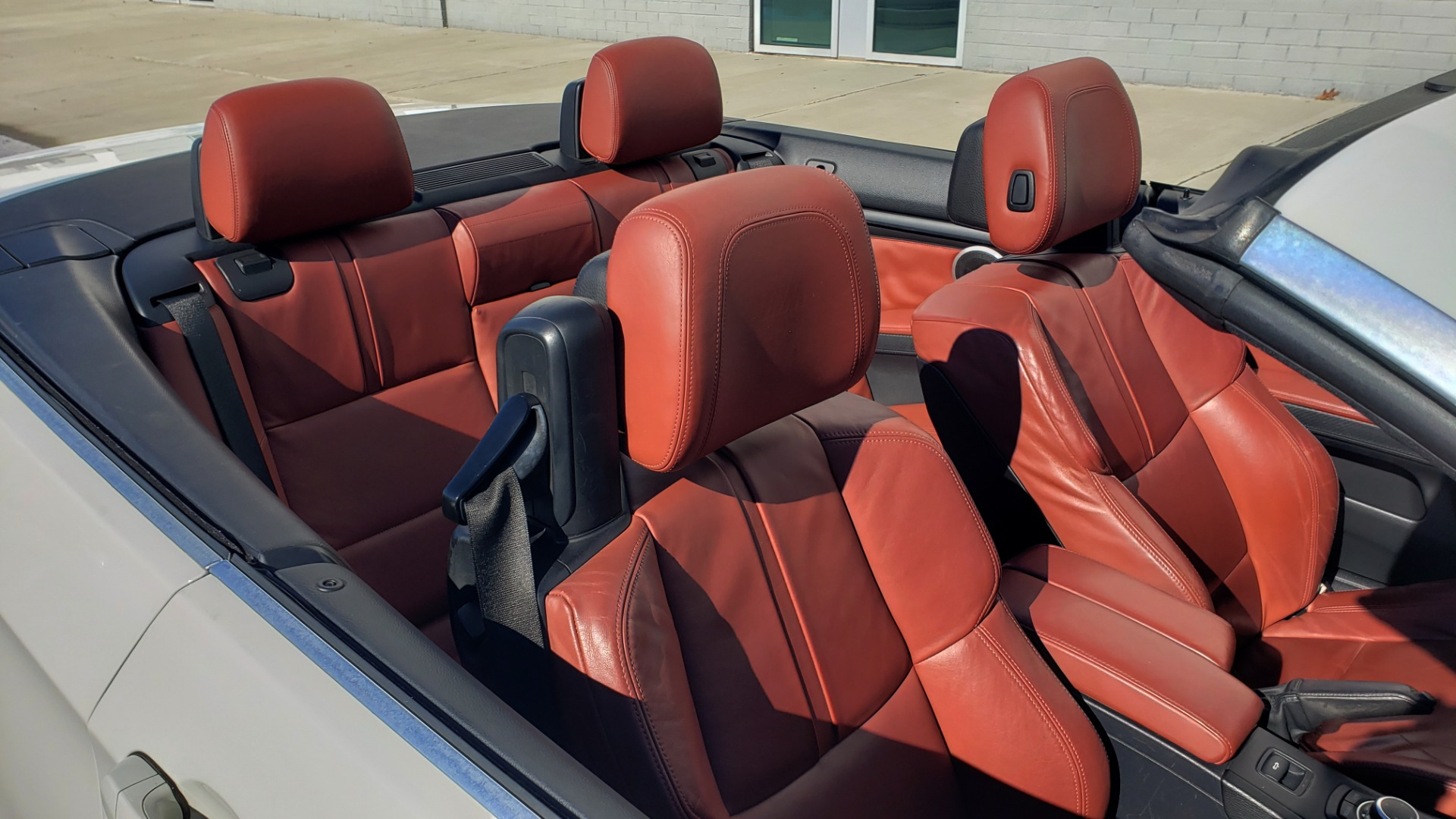 Used 2012 BMW M3 CONVERTIBLE / PREM PKG / NAV / M-DOUBLE CLUTCH AUTOMATIC for sale Sold at Formula Imports in Charlotte NC 28227 25