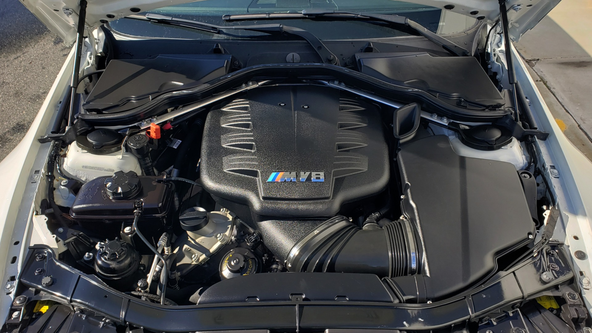 Used 2012 BMW M3 CONVERTIBLE / PREM PKG / NAV / M-DOUBLE CLUTCH AUTOMATIC for sale Sold at Formula Imports in Charlotte NC 28227 27