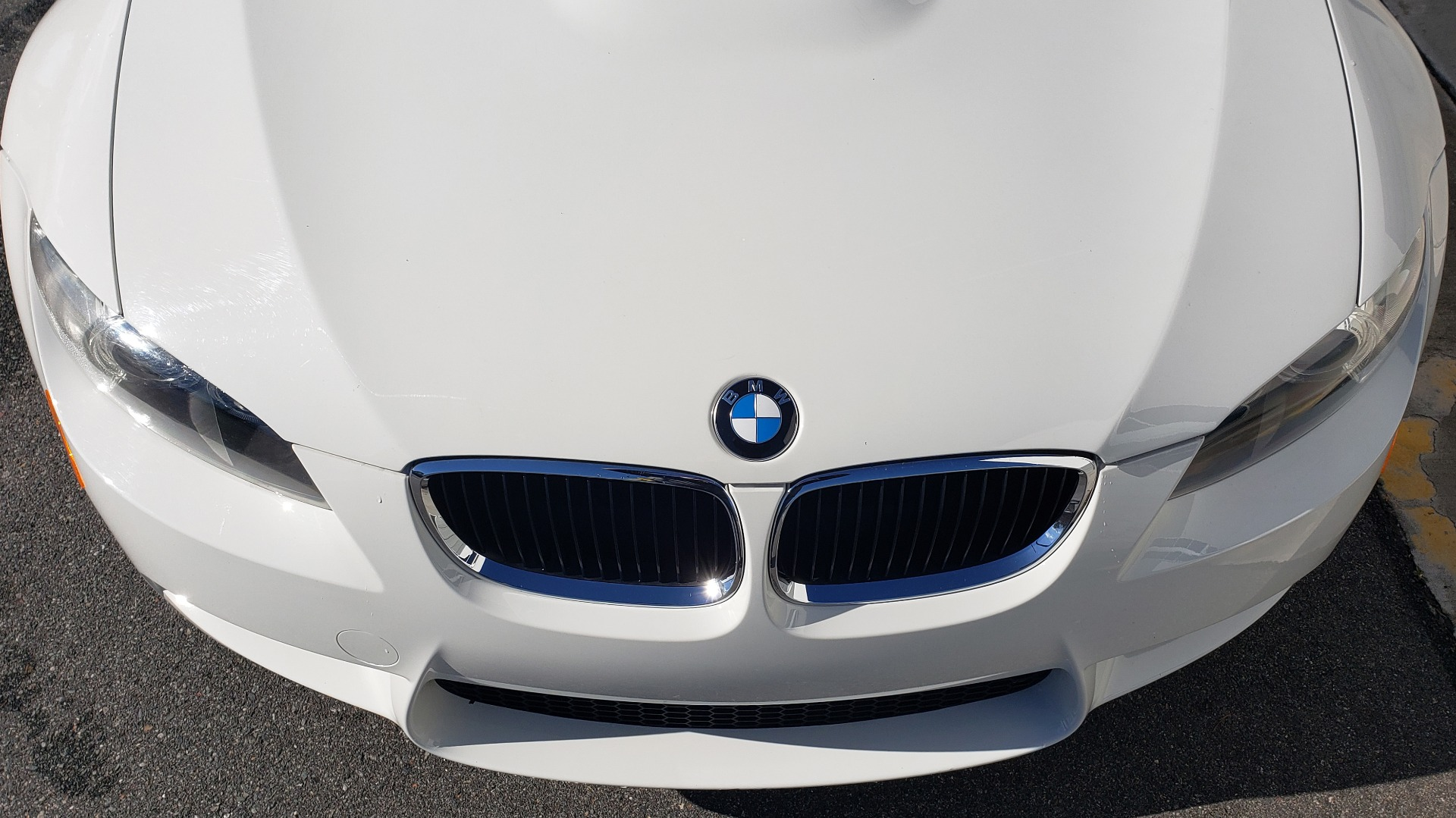 Used 2012 BMW M3 CONVERTIBLE / PREM PKG / NAV / M-DOUBLE CLUTCH AUTOMATIC for sale Sold at Formula Imports in Charlotte NC 28227 30