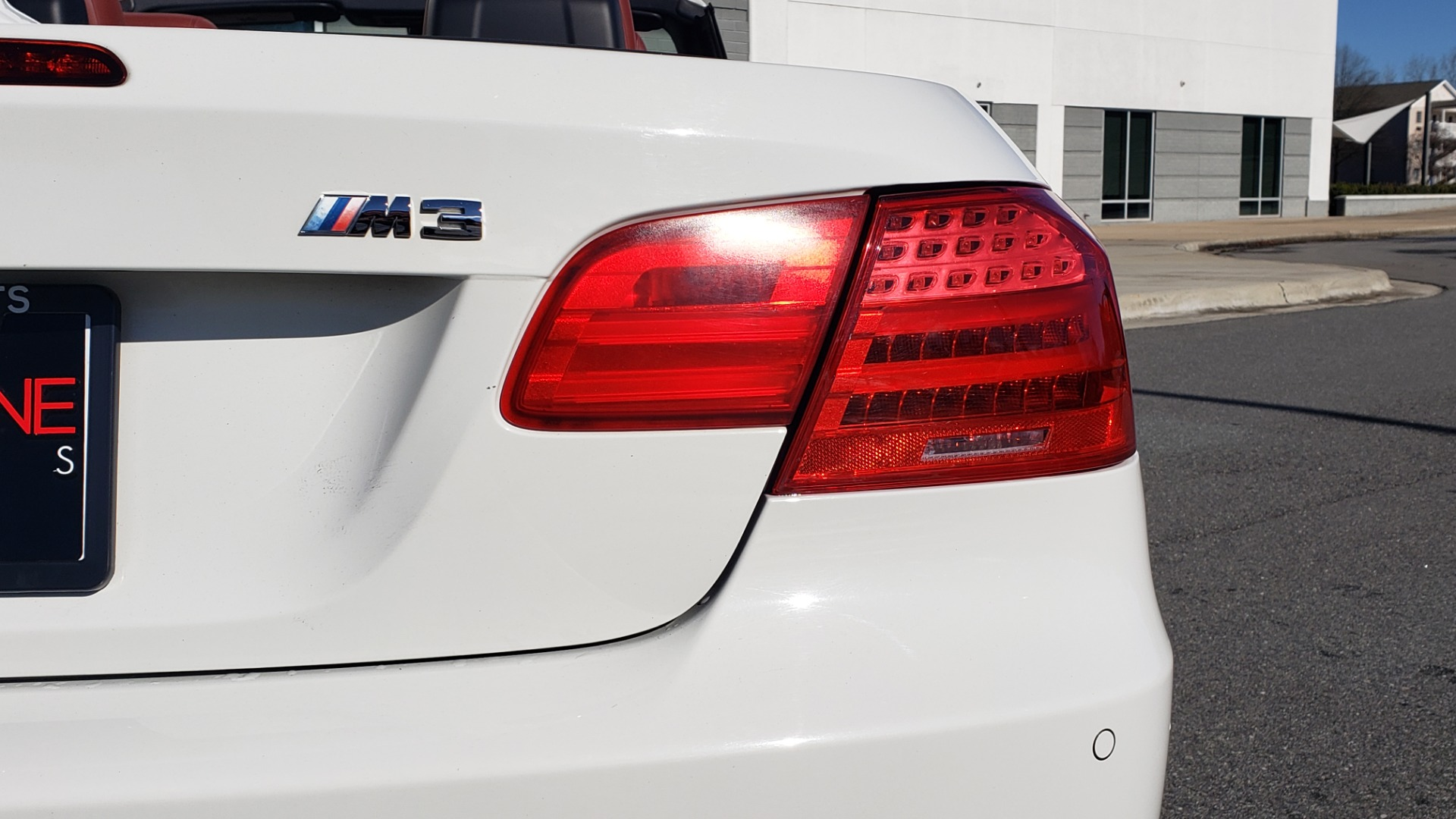 Used 2012 BMW M3 CONVERTIBLE / PREM PKG / NAV / M-DOUBLE CLUTCH AUTOMATIC for sale Sold at Formula Imports in Charlotte NC 28227 57