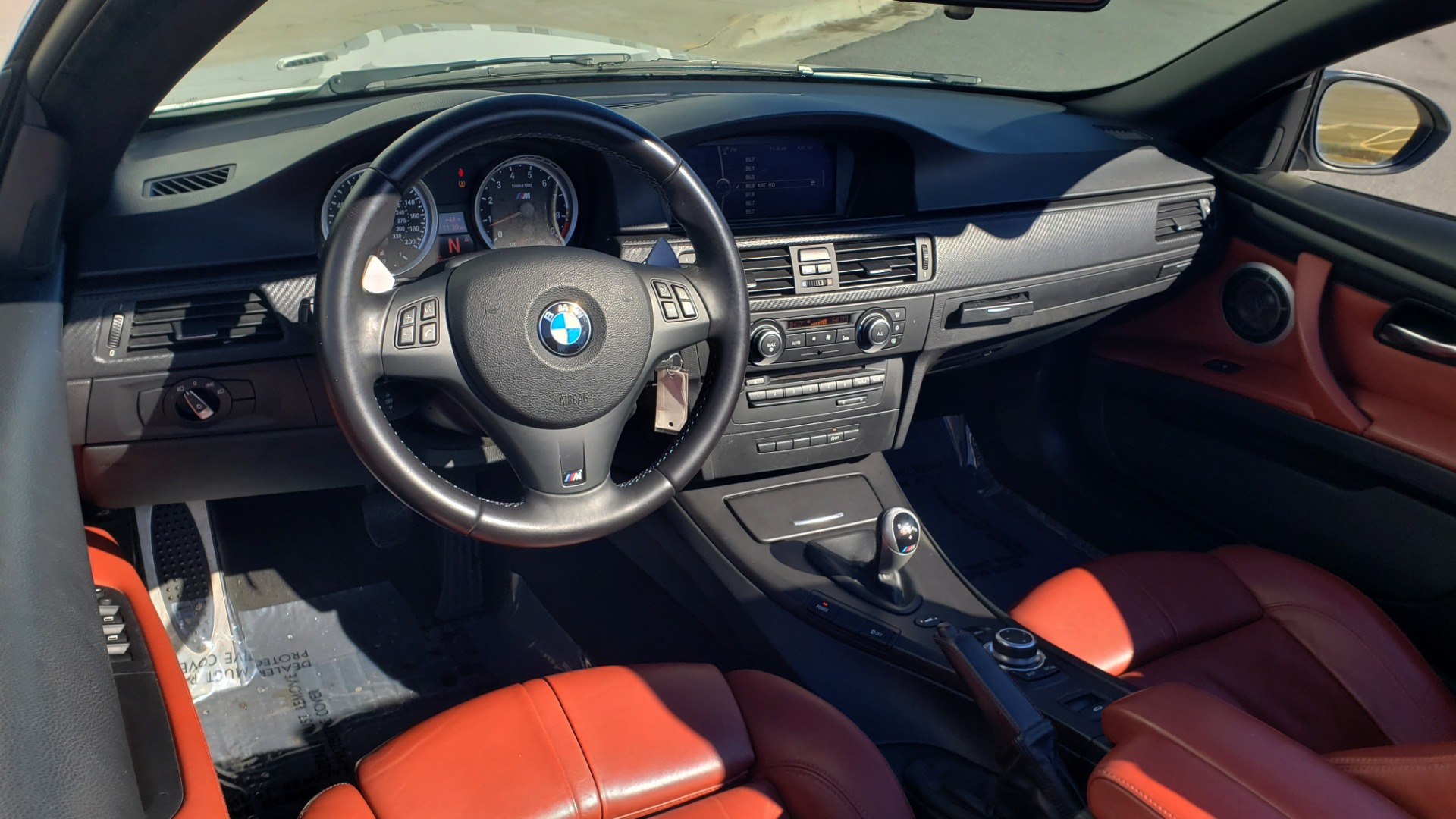 Used 2012 BMW M3 CONVERTIBLE / PREM PKG / NAV / M-DOUBLE CLUTCH AUTOMATIC for sale Sold at Formula Imports in Charlotte NC 28227 59