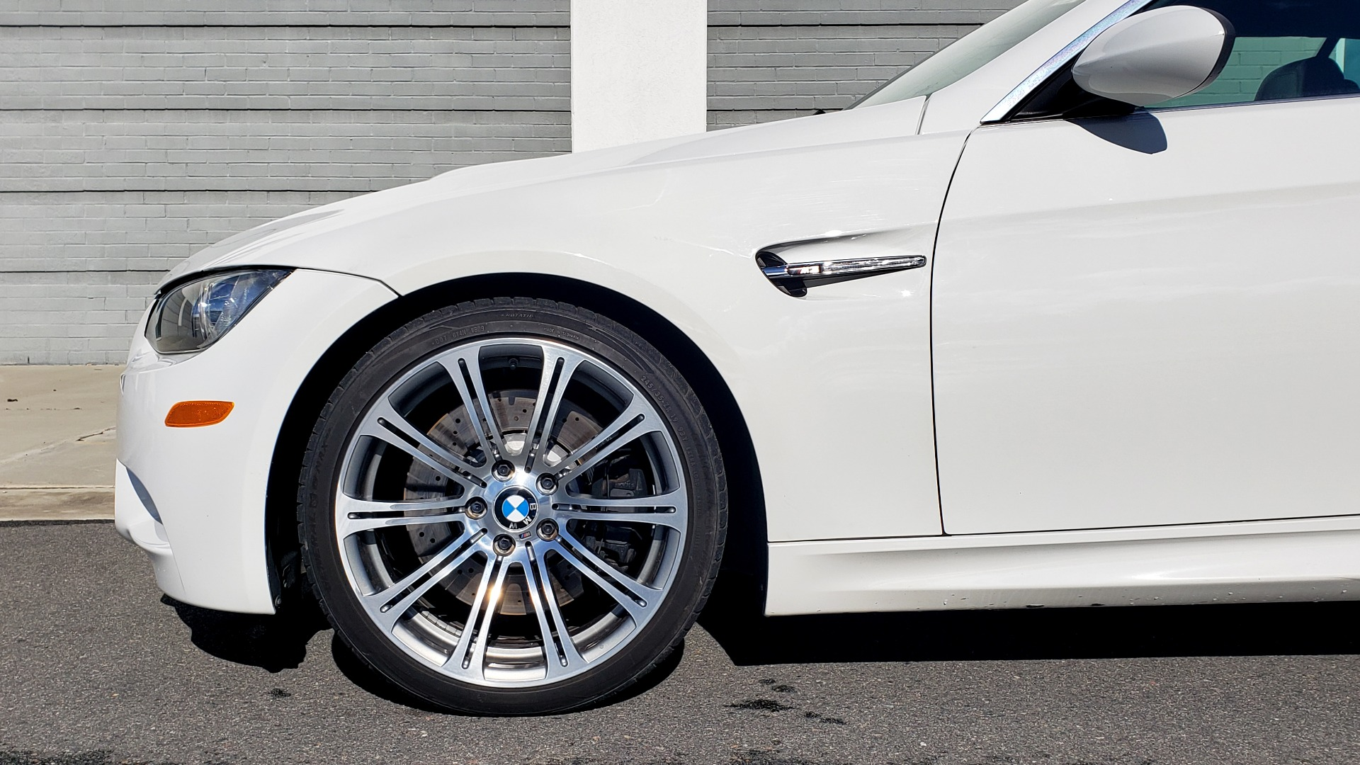 Used 2012 BMW M3 CONVERTIBLE / PREM PKG / NAV / M-DOUBLE CLUTCH AUTOMATIC for sale Sold at Formula Imports in Charlotte NC 28227 75