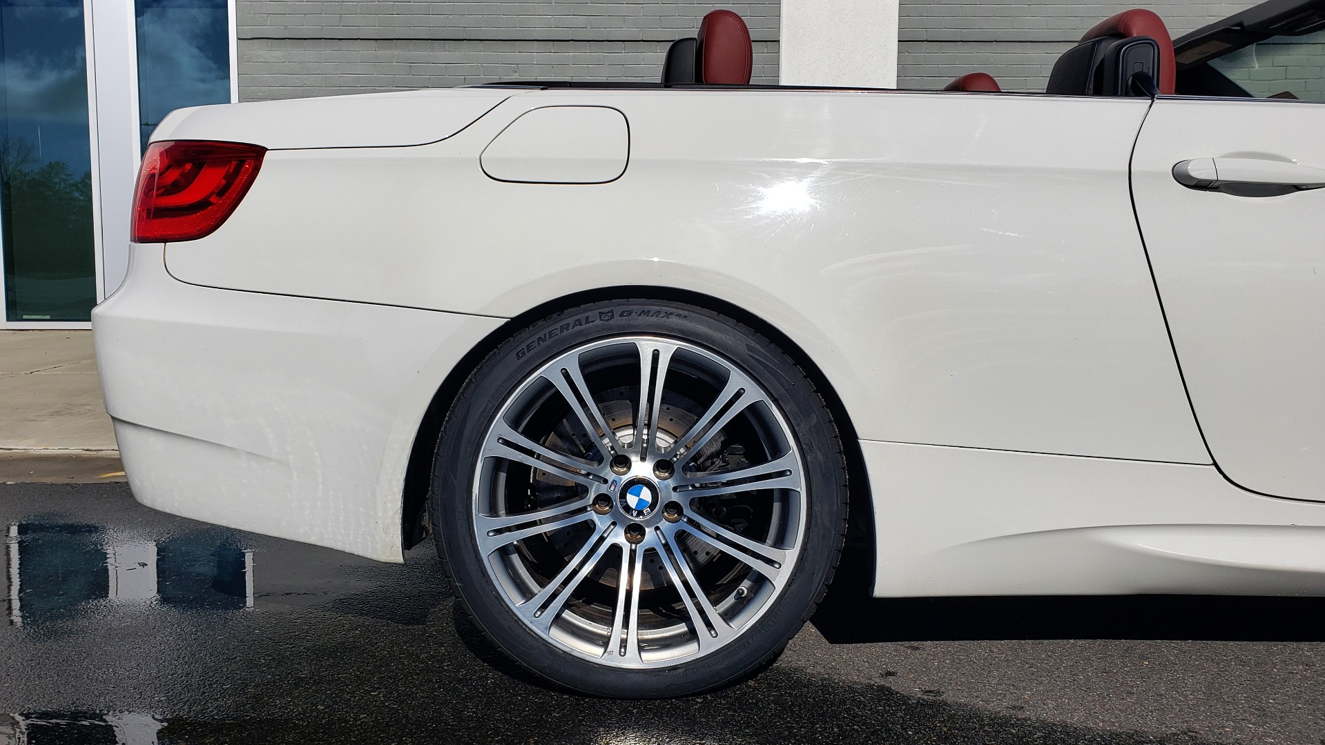 Used 2012 BMW M3 CONVERTIBLE / PREM PKG / NAV / M-DOUBLE CLUTCH AUTOMATIC for sale Sold at Formula Imports in Charlotte NC 28227 77
