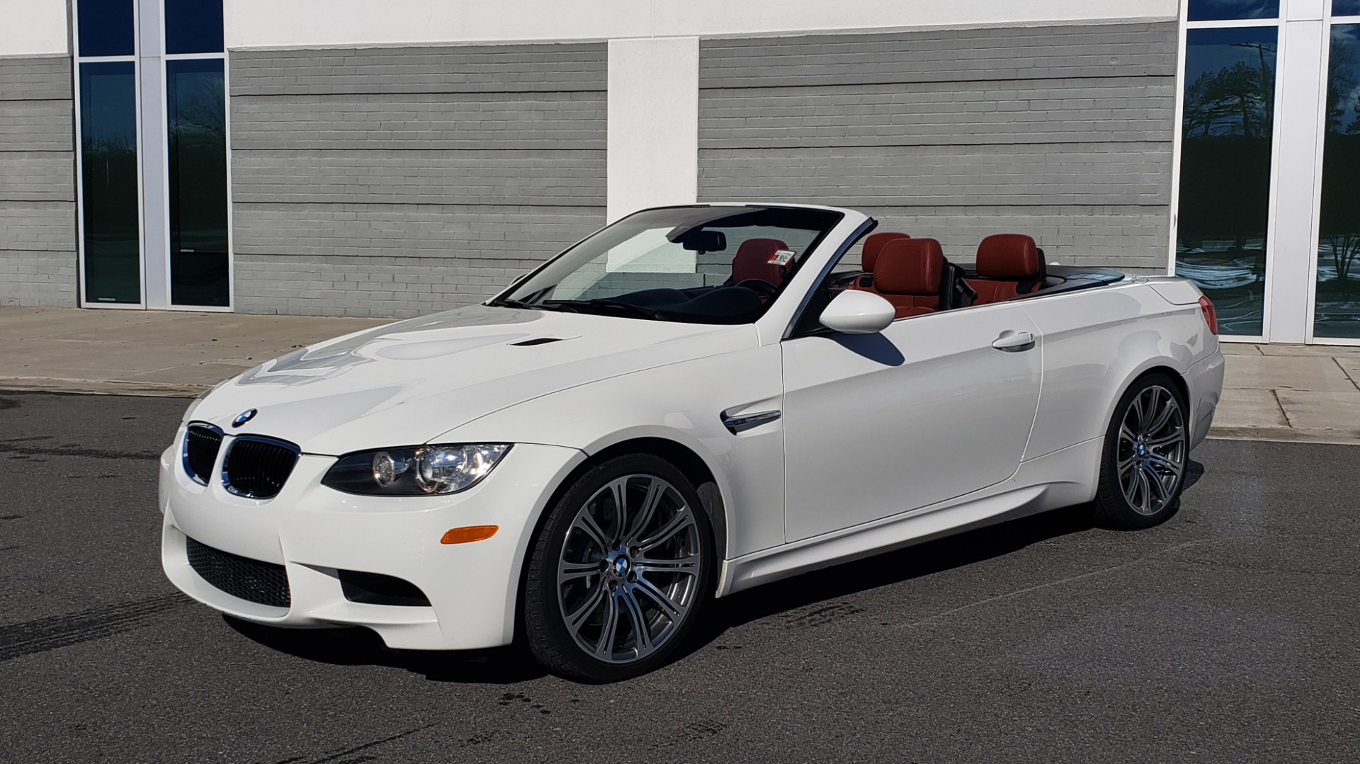 Used 2012 BMW M3 CONVERTIBLE / PREM PKG / NAV / M-DOUBLE CLUTCH AUTOMATIC for sale Sold at Formula Imports in Charlotte NC 28227 1