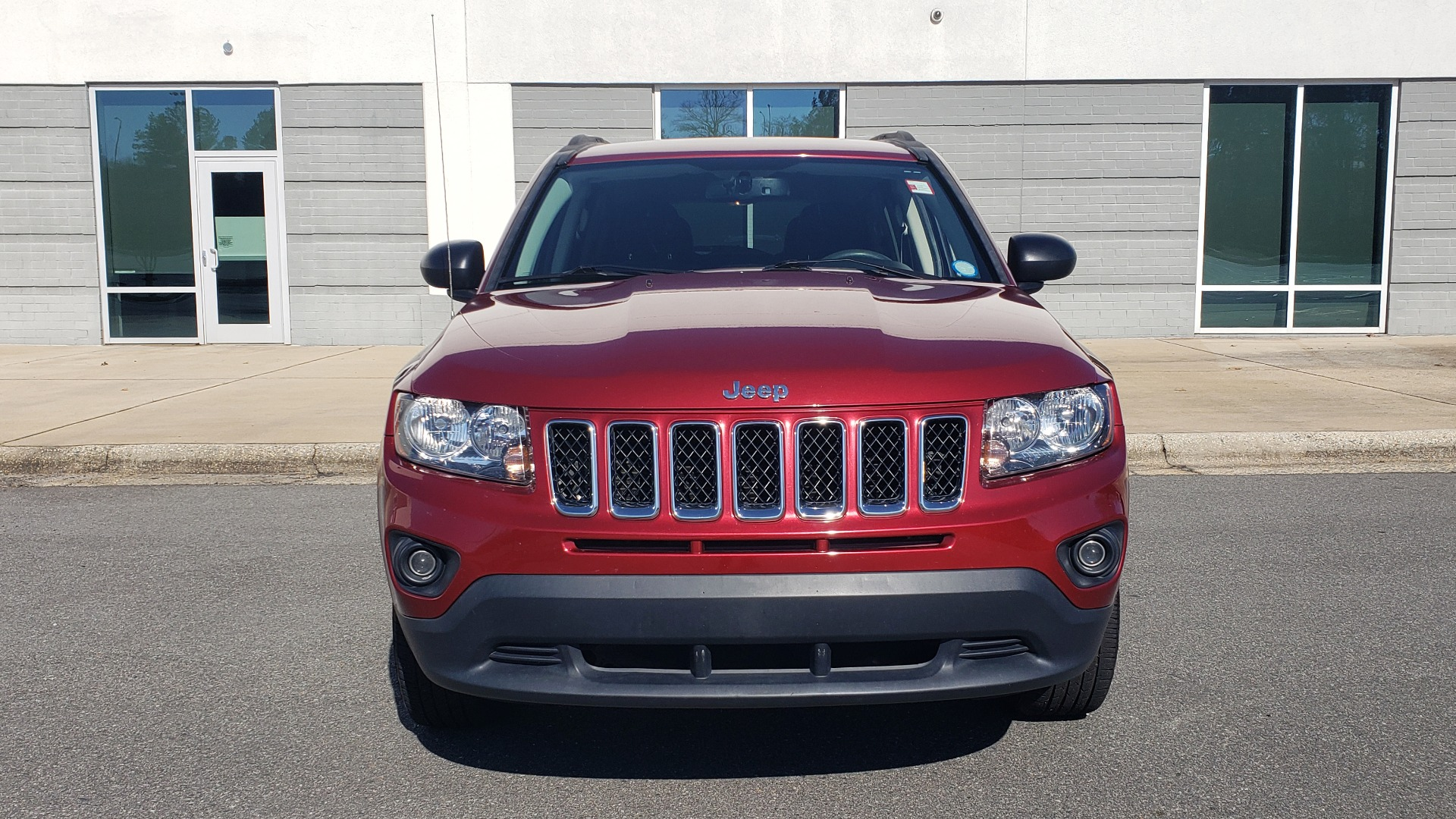 Used 2016 Jeep COMPASS SPORT 4X4 / 2.4L I4 / 6-SPD AUTO / 26MPG / CLEAN for sale Sold at Formula Imports in Charlotte NC 28227 12