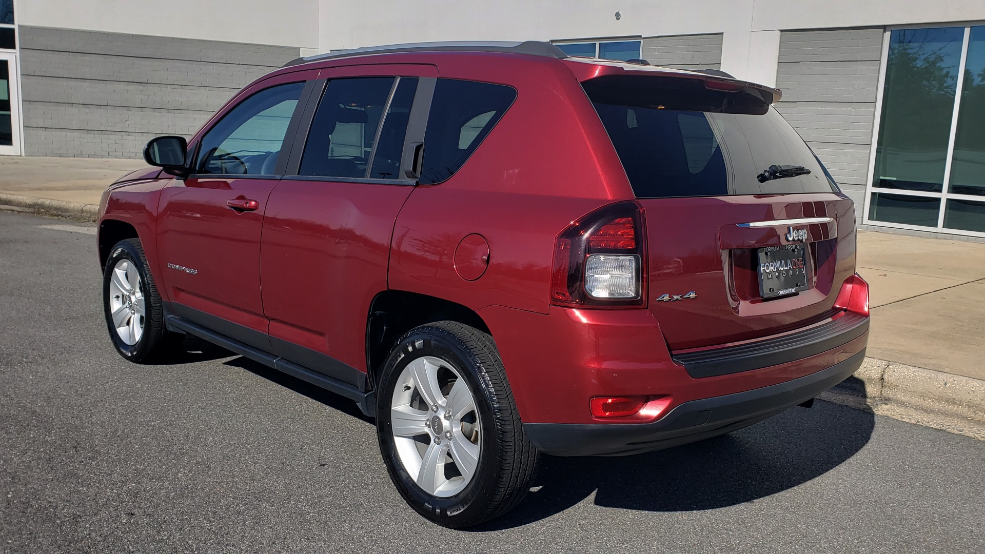 Used 2016 Jeep COMPASS SPORT 4X4 / 2.4L I4 / 6-SPD AUTO / 26MPG / CLEAN for sale Sold at Formula Imports in Charlotte NC 28227 7