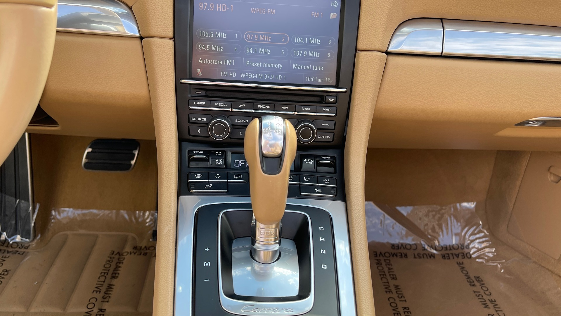 Used 2013 Porsche 911 CARRERA CABRIOLET / PDK / NAV / BOSE / HTD STS / PDLS for sale Sold at Formula Imports in Charlotte NC 28227 73