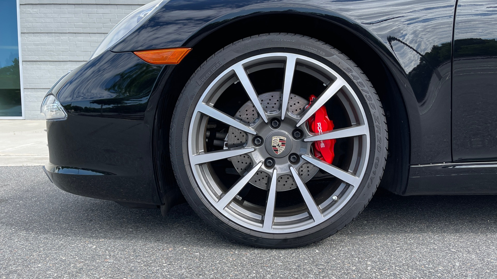 Used 2013 Porsche 911 CARRERA CABRIOLET / PDK / NAV / BOSE / HTD STS / PDLS for sale Sold at Formula Imports in Charlotte NC 28227 85