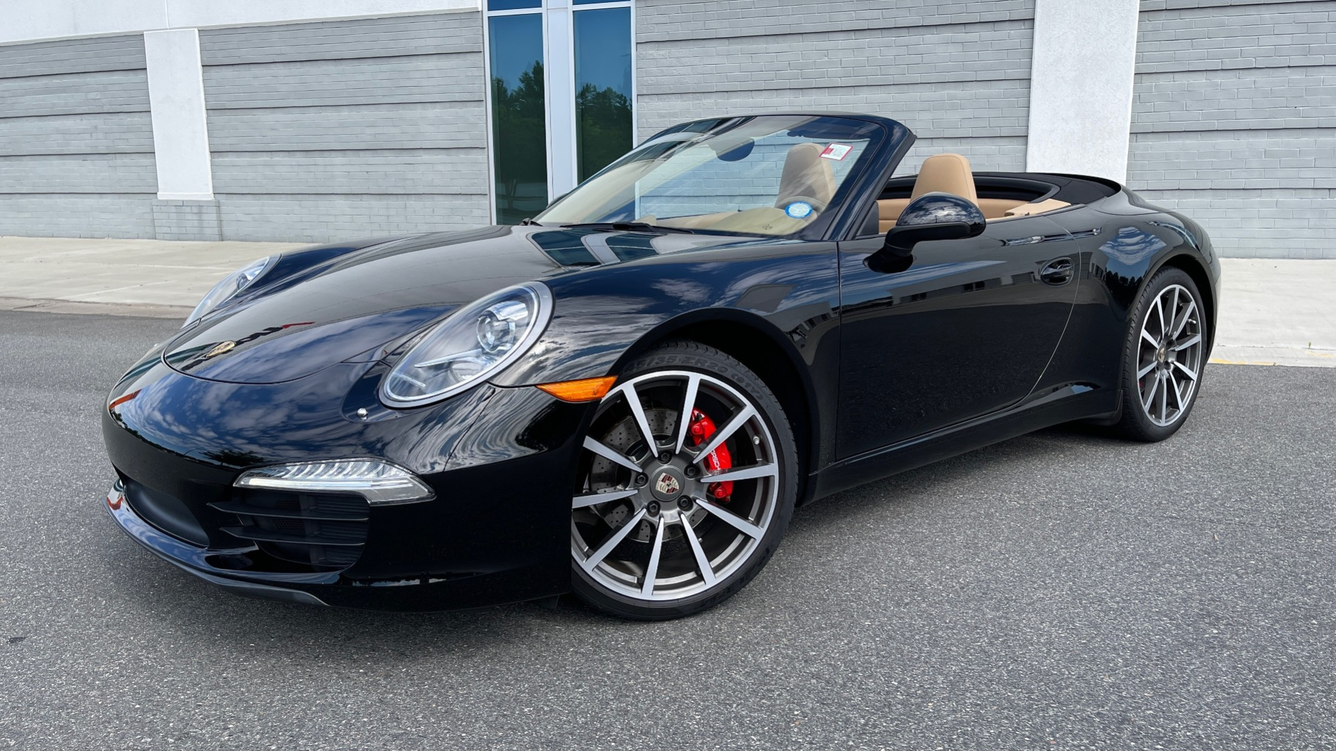 Used 2013 Porsche 911 CARRERA CABRIOLET / PDK / NAV / BOSE / HTD STS / PDLS for sale Sold at Formula Imports in Charlotte NC 28227 1