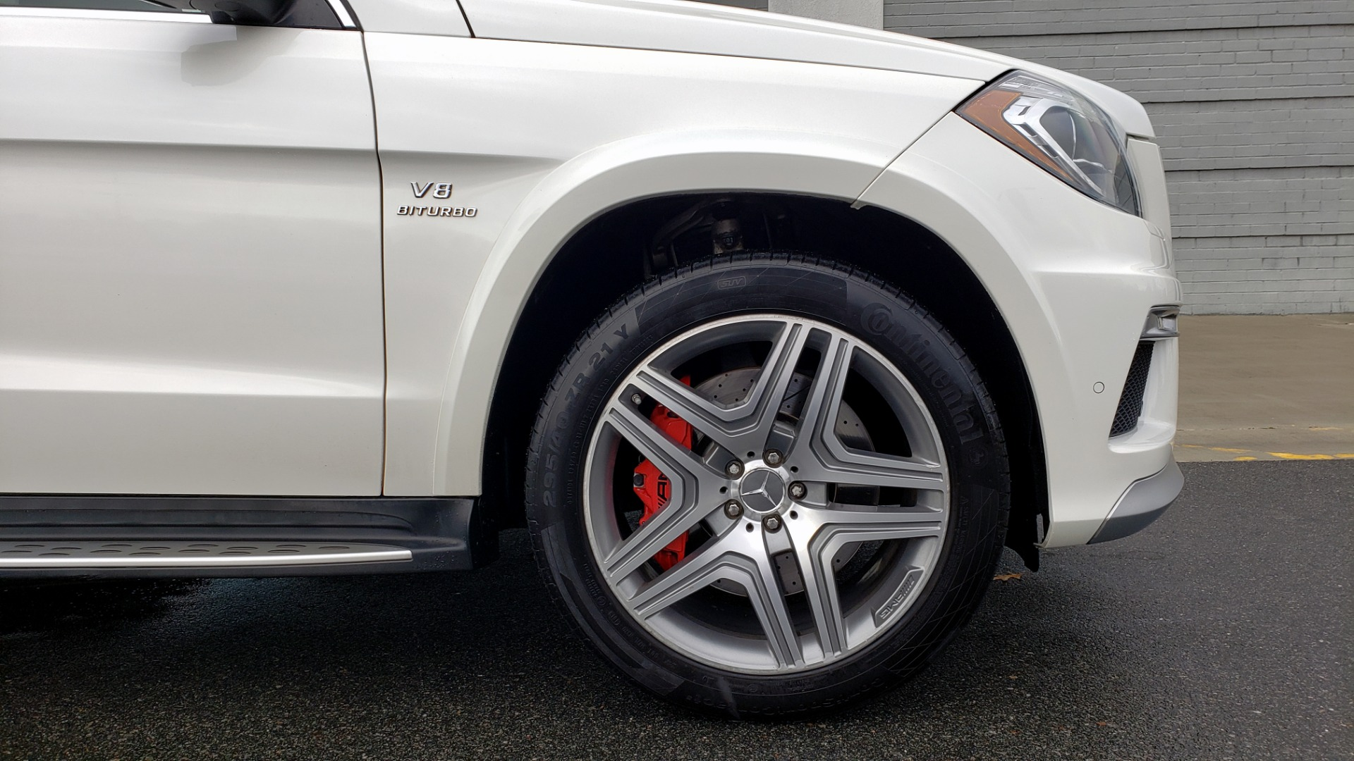 Used 2014 Mercedes-Benz GL-CLASS GL 63 AMG 4MATIC / NIGHT VIEW ASSIST PLUS / BANG & OLUFSEN SND for sale Sold at Formula Imports in Charlotte NC 28227 103