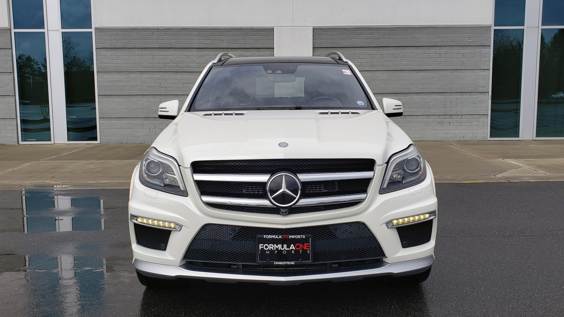 Used 2014 Mercedes-Benz GL-CLASS GL 63 AMG 4MATIC / NIGHT VIEW ASSIST PLUS / BANG & OLUFSEN SND for sale Sold at Formula Imports in Charlotte NC 28227 25