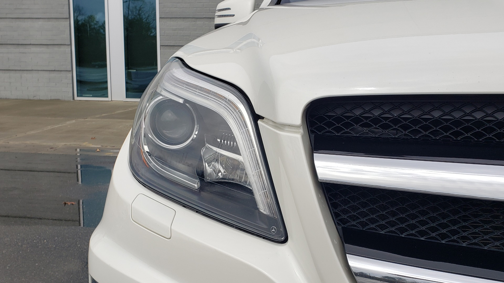 Used 2014 Mercedes-Benz GL-CLASS GL 63 AMG 4MATIC / NIGHT VIEW ASSIST PLUS / BANG & OLUFSEN SND for sale Sold at Formula Imports in Charlotte NC 28227 26