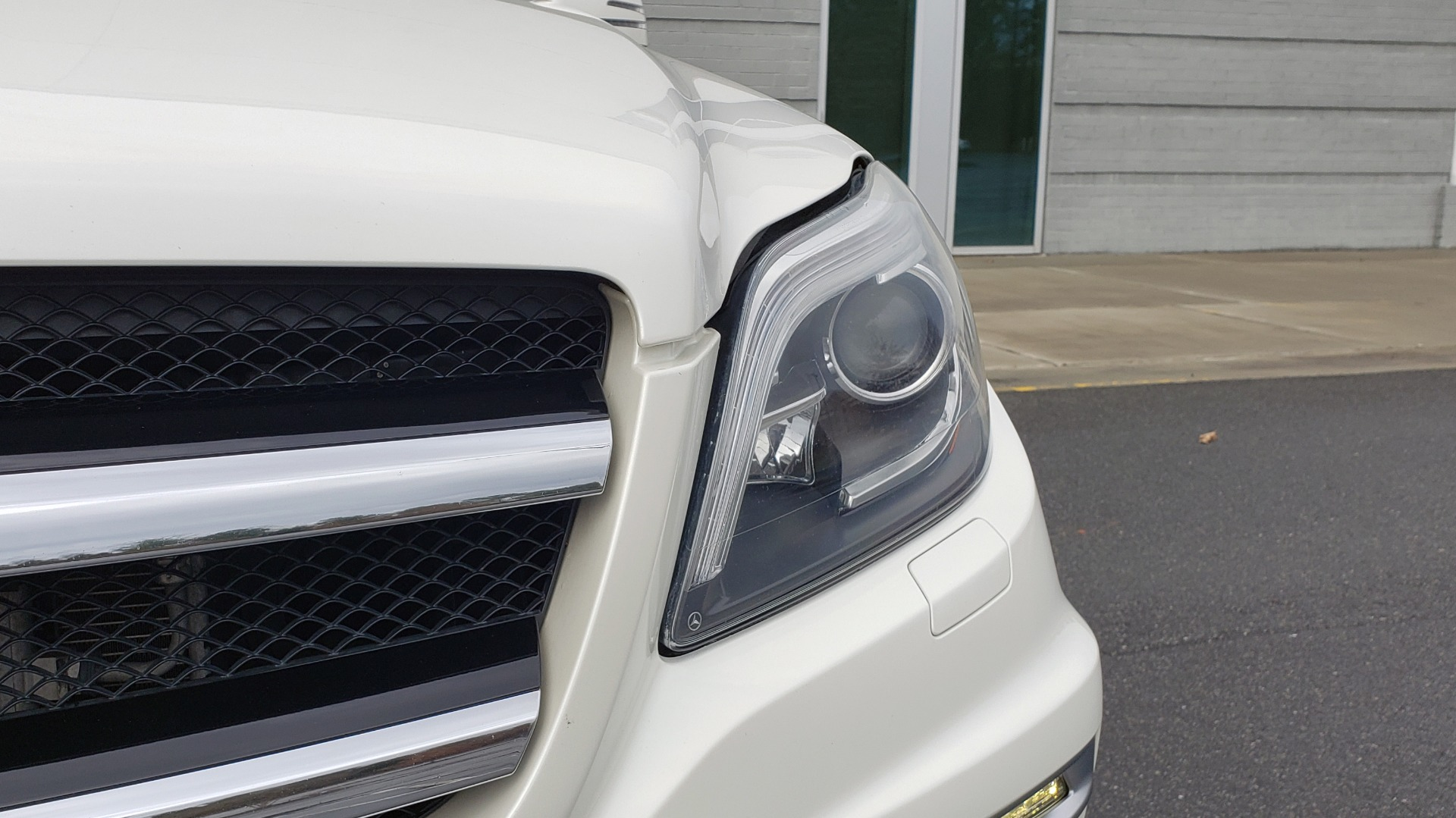 Used 2014 Mercedes-Benz GL-CLASS GL 63 AMG 4MATIC / NIGHT VIEW ASSIST PLUS / BANG & OLUFSEN SND for sale Sold at Formula Imports in Charlotte NC 28227 27