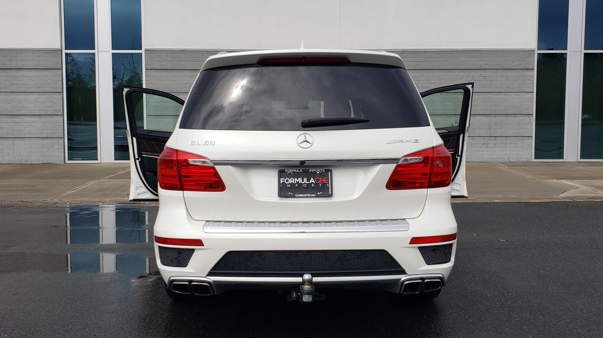 Used 2014 Mercedes-Benz GL-CLASS GL 63 AMG 4MATIC / NIGHT VIEW ASSIST PLUS / BANG & OLUFSEN SND for sale Sold at Formula Imports in Charlotte NC 28227 32