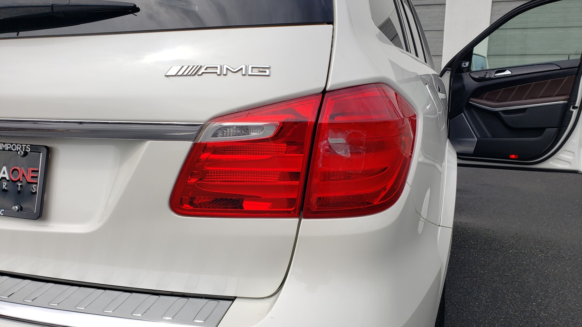 Used 2014 Mercedes-Benz GL-CLASS GL 63 AMG 4MATIC / NIGHT VIEW ASSIST PLUS / BANG & OLUFSEN SND for sale Sold at Formula Imports in Charlotte NC 28227 34