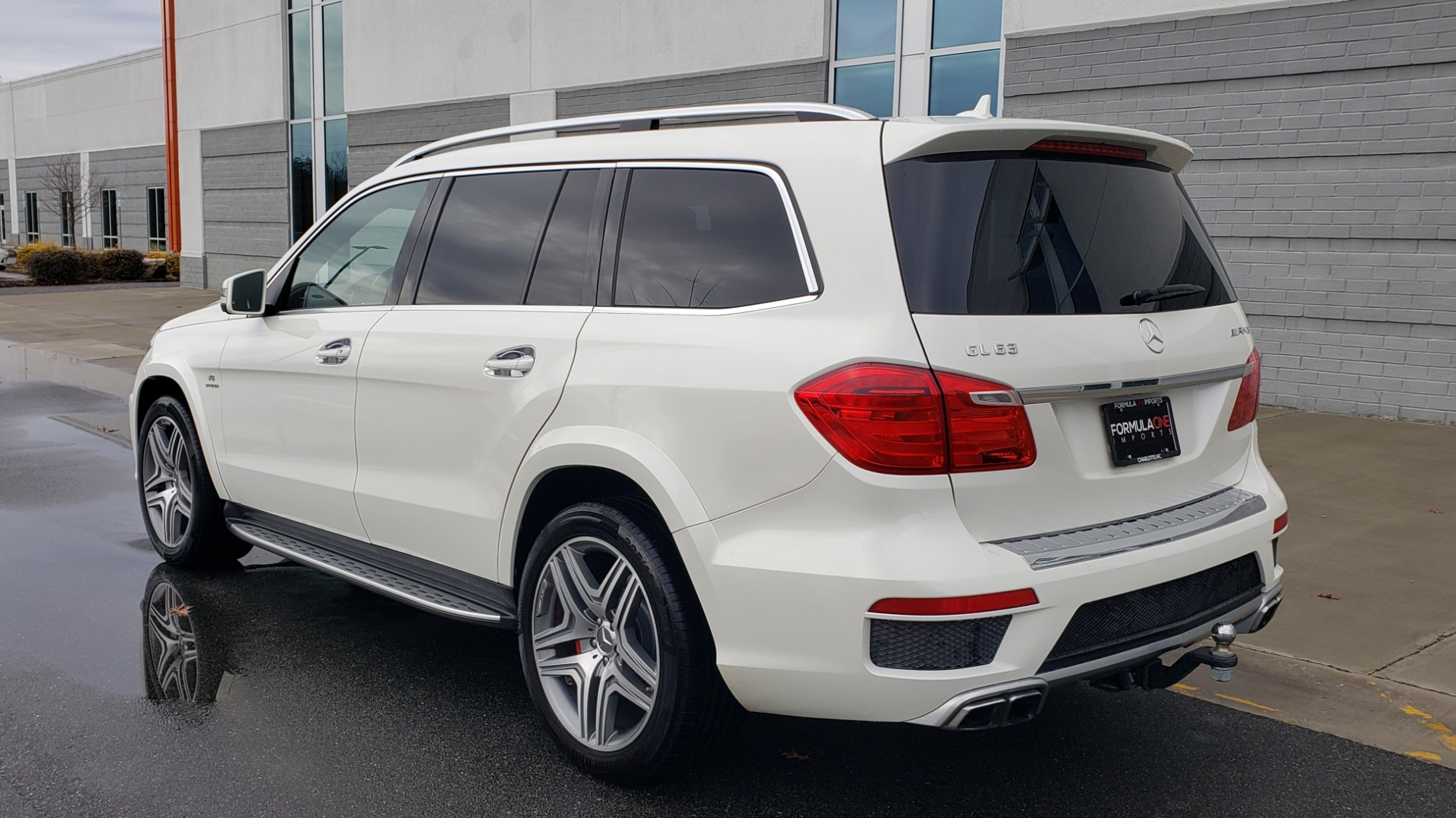 Used 2014 Mercedes-Benz GL-CLASS GL 63 AMG 4MATIC / NIGHT VIEW ASSIST PLUS / BANG & OLUFSEN SND for sale Sold at Formula Imports in Charlotte NC 28227 5