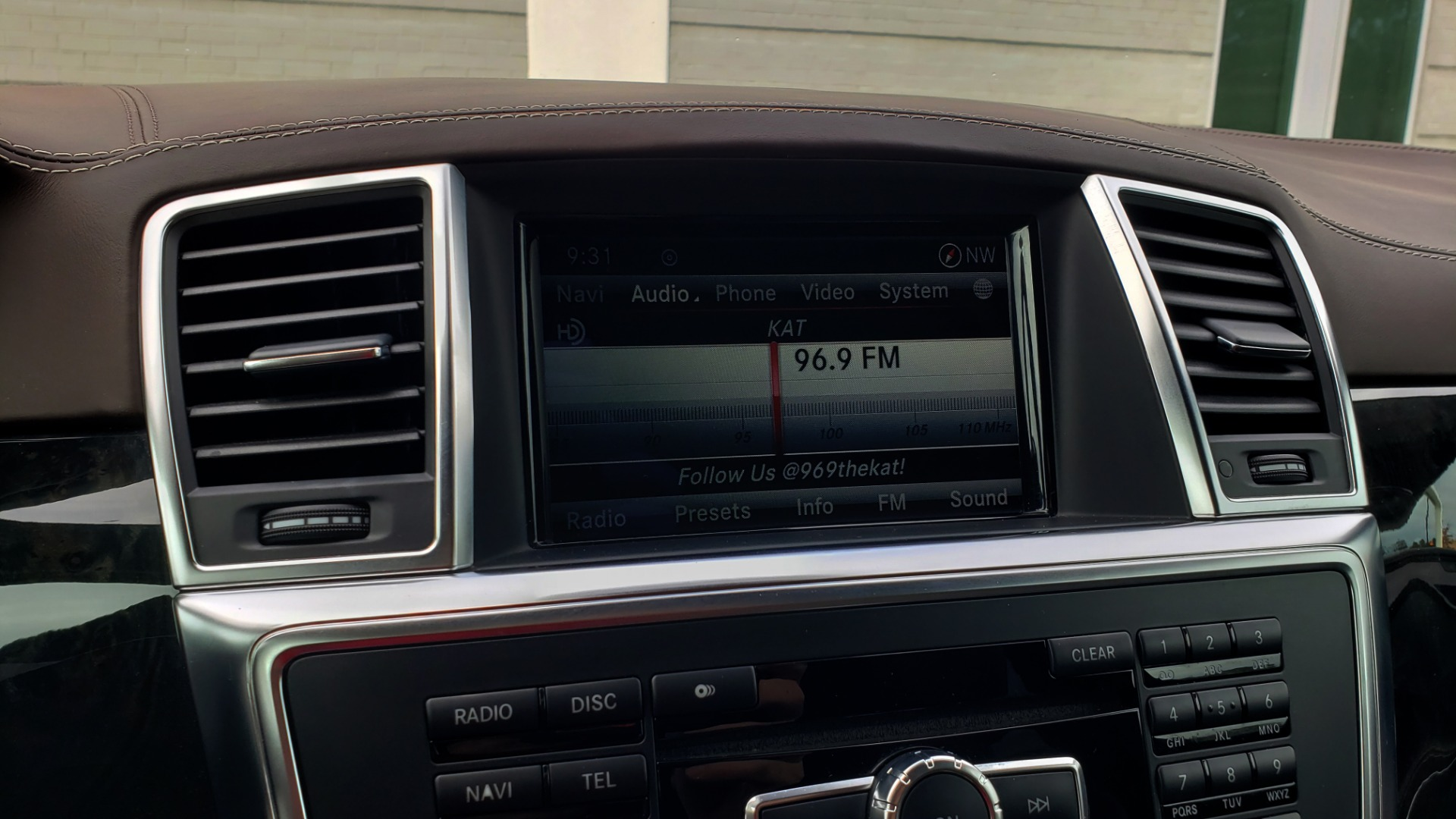 Used 2014 Mercedes-Benz GL-CLASS GL 63 AMG 4MATIC / NIGHT VIEW ASSIST PLUS / BANG & OLUFSEN SND for sale Sold at Formula Imports in Charlotte NC 28227 53