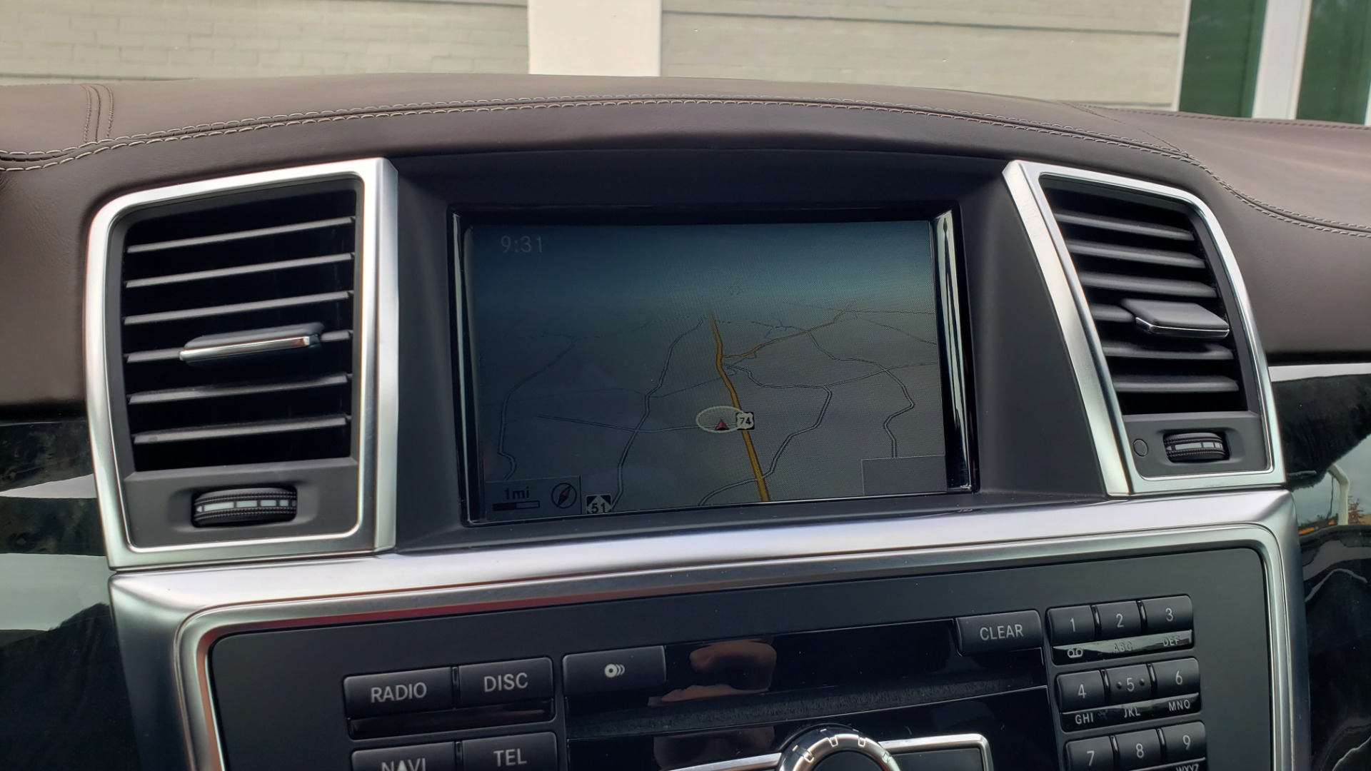 Used 2014 Mercedes-Benz GL-CLASS GL 63 AMG 4MATIC / NIGHT VIEW ASSIST PLUS / BANG & OLUFSEN SND for sale Sold at Formula Imports in Charlotte NC 28227 55