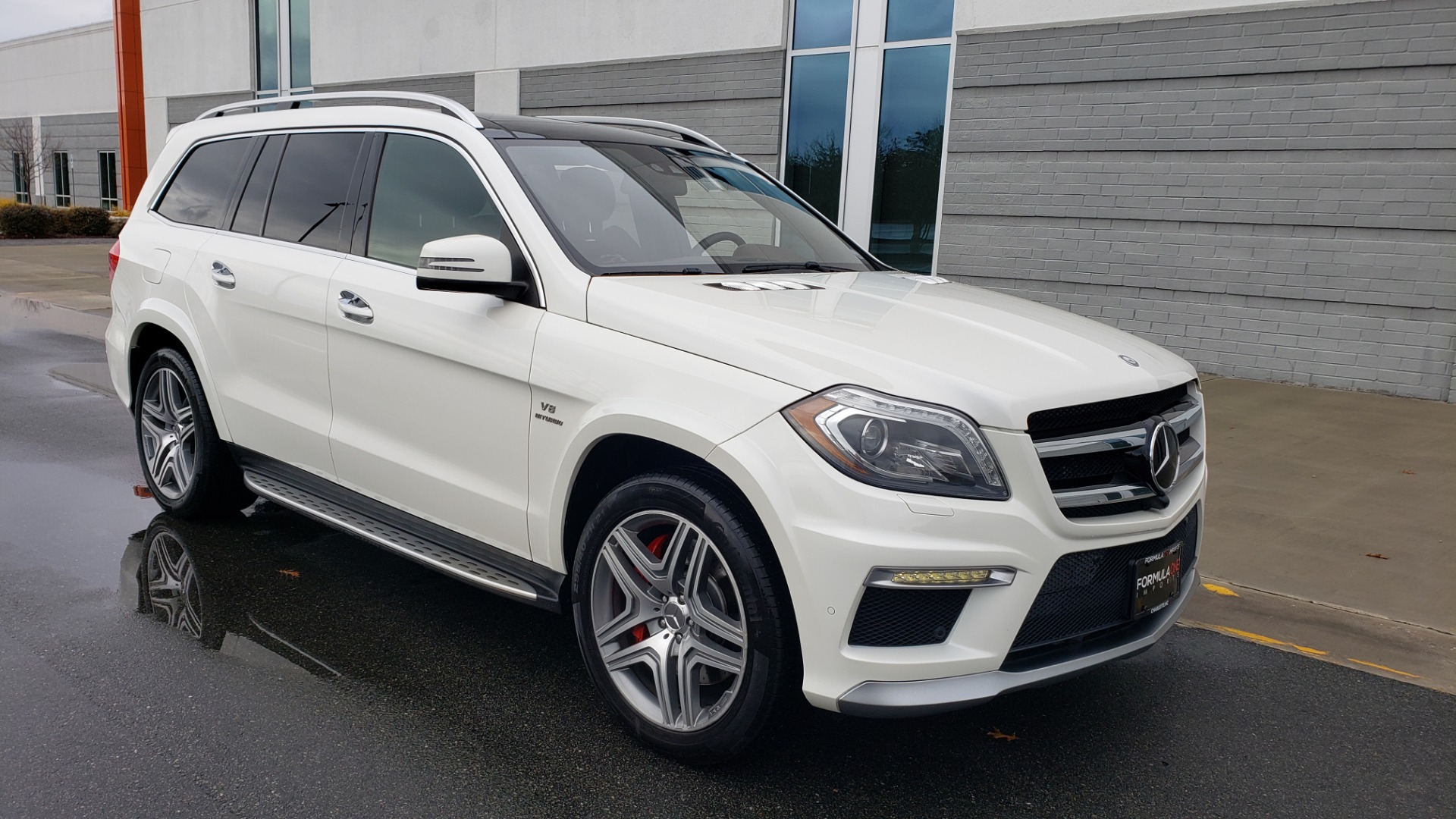 Used 2014 Mercedes-Benz GL-CLASS GL 63 AMG 4MATIC / NIGHT VIEW ASSIST PLUS / BANG & OLUFSEN SND for sale Sold at Formula Imports in Charlotte NC 28227 6