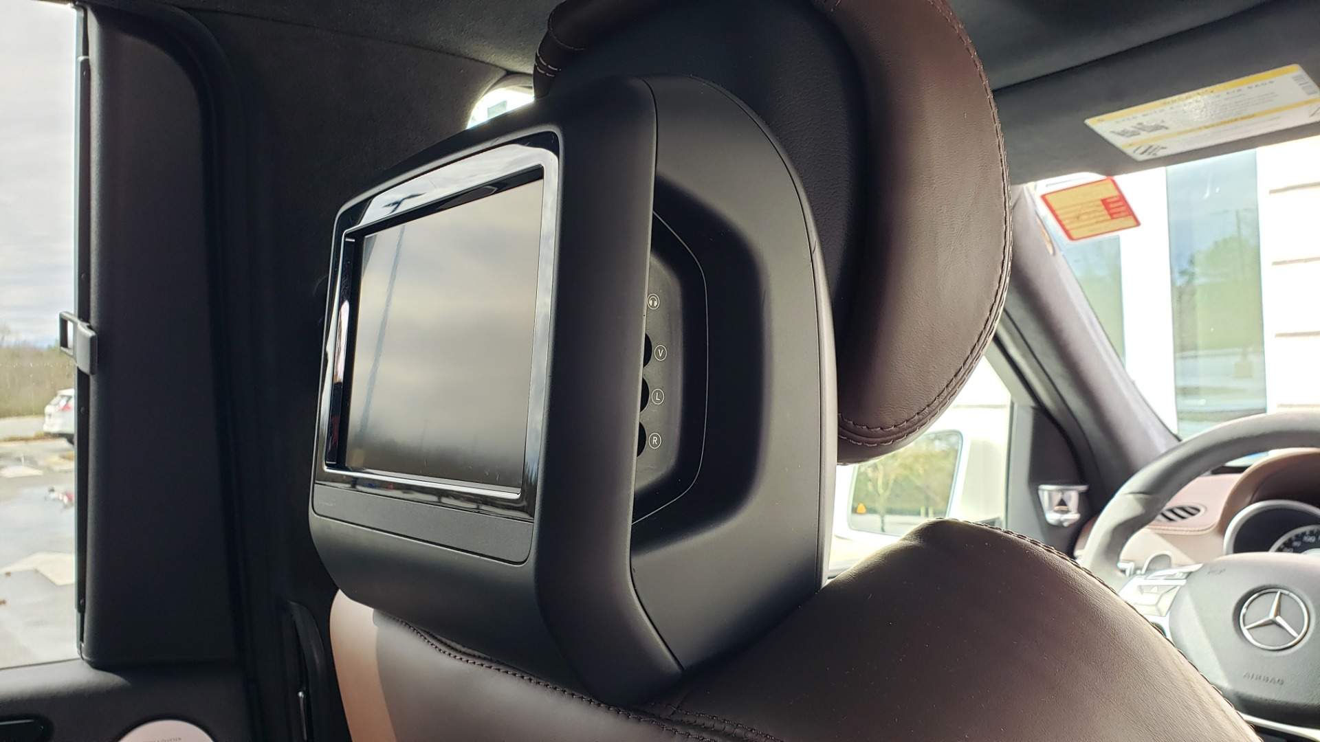 Used 2014 Mercedes-Benz GL-CLASS GL 63 AMG 4MATIC / NIGHT VIEW ASSIST PLUS / BANG & OLUFSEN SND for sale Sold at Formula Imports in Charlotte NC 28227 95