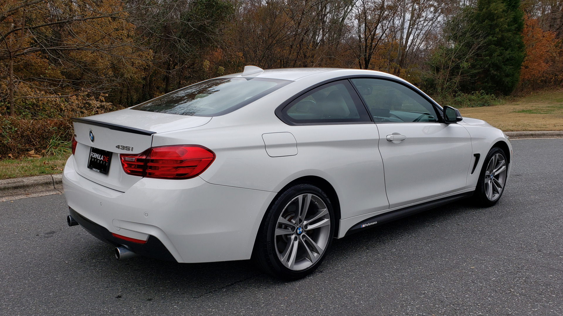 Used 2016 BMW 4 SERIES 435i xDrive AWD M-SPORT / NAV / SUNROOF / DRVR ASST / CLD WTHR for sale Sold at Formula Imports in Charlotte NC 28227 10