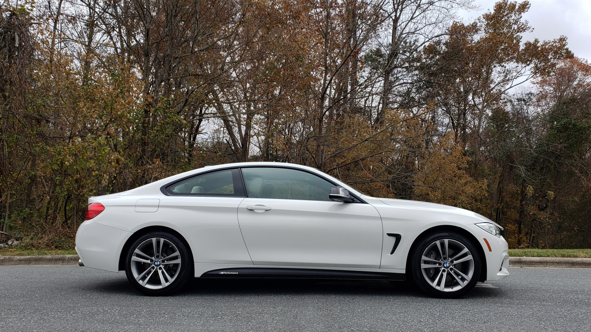 Used 2016 BMW 4 SERIES 435i xDrive AWD M-SPORT / NAV / SUNROOF / DRVR ASST / CLD WTHR for sale Sold at Formula Imports in Charlotte NC 28227 11