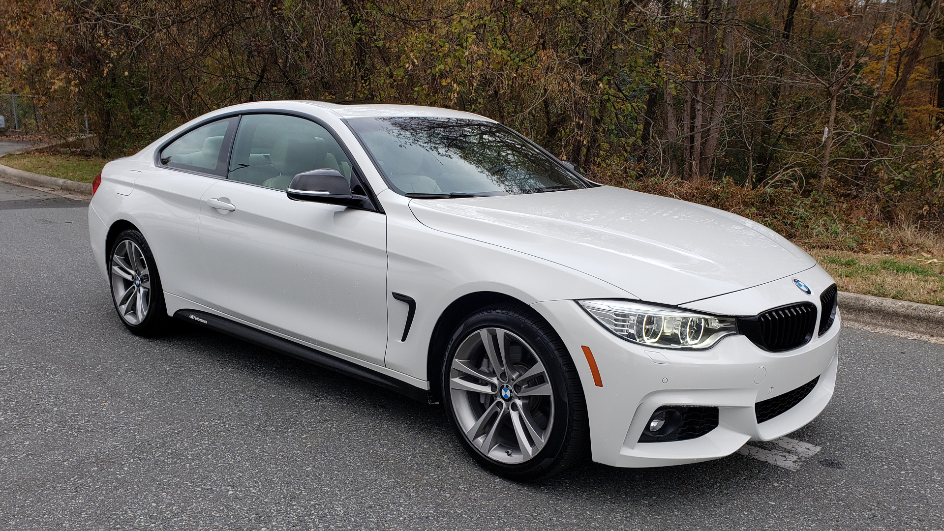 Used 2016 BMW 4 SERIES 435i xDrive AWD M-SPORT / NAV / SUNROOF / DRVR ASST / CLD WTHR for sale Sold at Formula Imports in Charlotte NC 28227 12