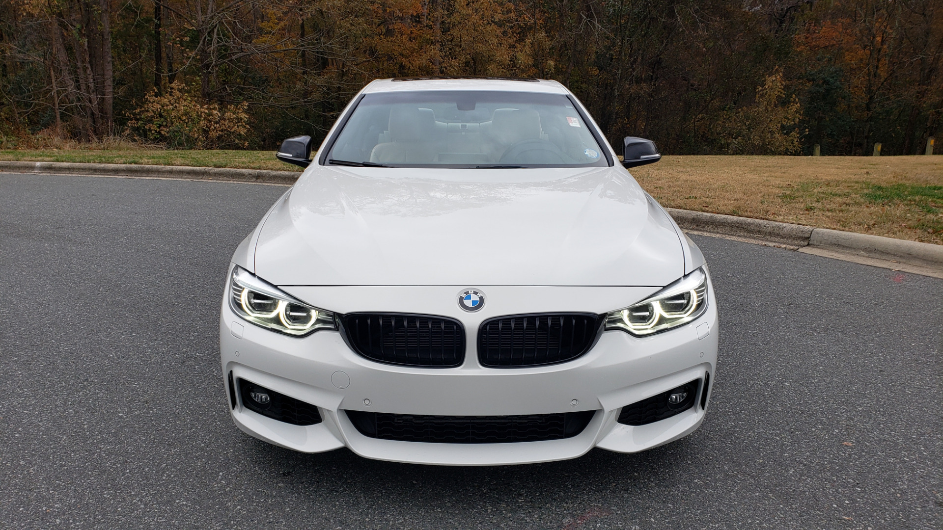 Used 2016 BMW 4 SERIES 435i xDrive AWD M-SPORT / NAV / SUNROOF / DRVR ASST / CLD WTHR for sale Sold at Formula Imports in Charlotte NC 28227 27