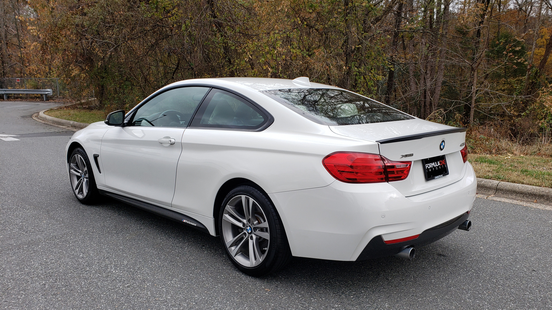 Used 2016 BMW 4 SERIES 435i xDrive AWD M-SPORT / NAV / SUNROOF / DRVR ASST / CLD WTHR for sale Sold at Formula Imports in Charlotte NC 28227 3