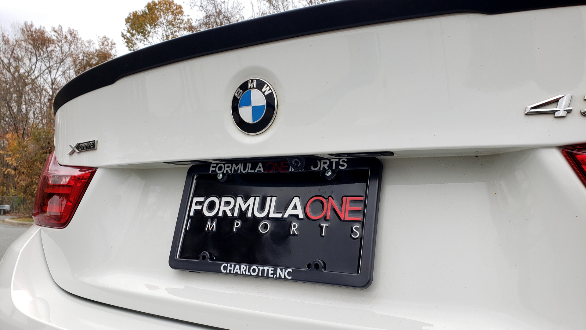 Used 2016 BMW 4 SERIES 435i xDrive AWD M-SPORT / NAV / SUNROOF / DRVR ASST / CLD WTHR for sale Sold at Formula Imports in Charlotte NC 28227 37